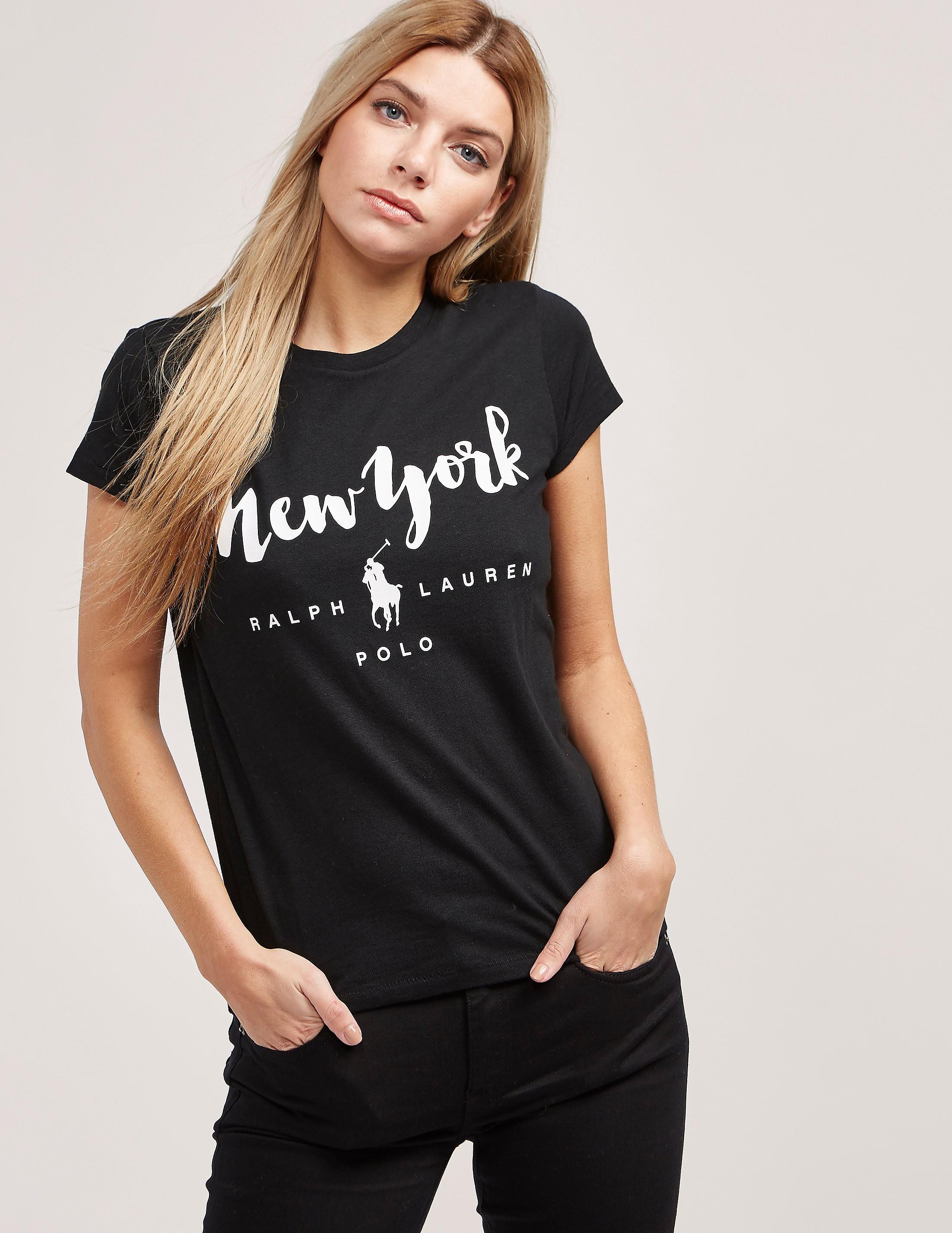 Polo Ralph Lauren New York Short Sleeve T-Shirt