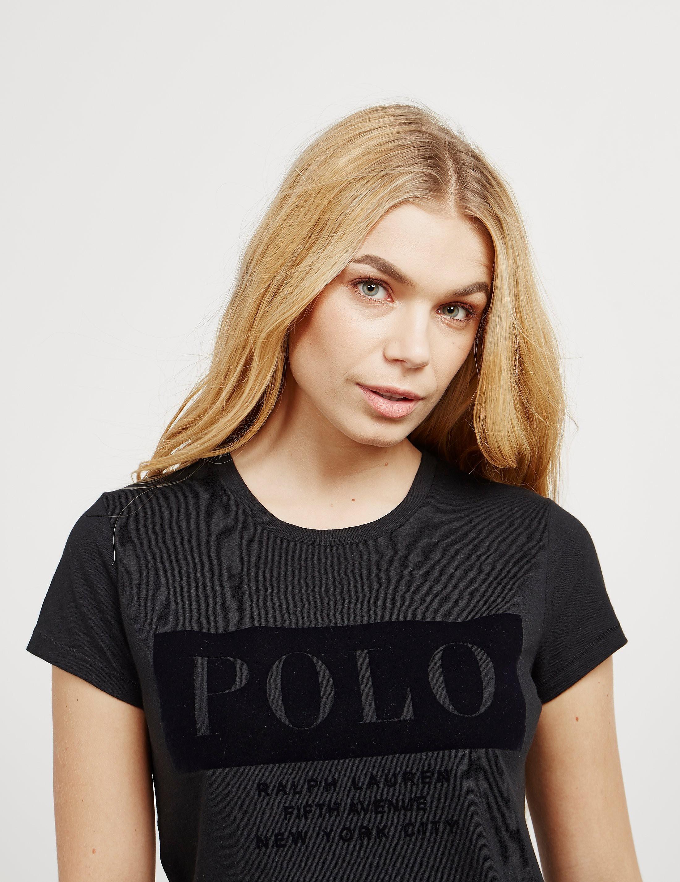 Polo Ralph Lauren Branded Short Sleeve T-Shirt