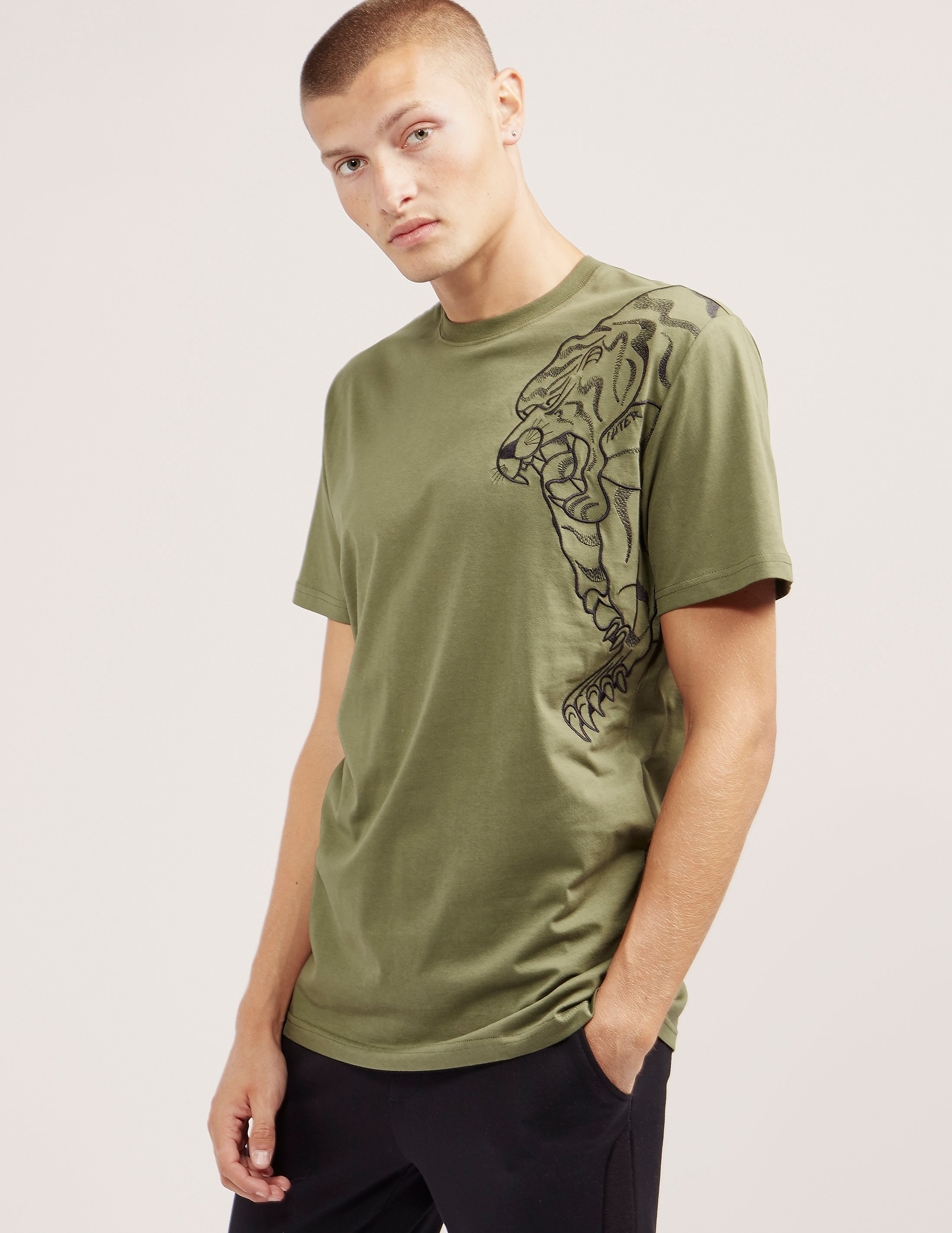 IUTER Nepal Short Sleeve T-Shirt - Exclusive