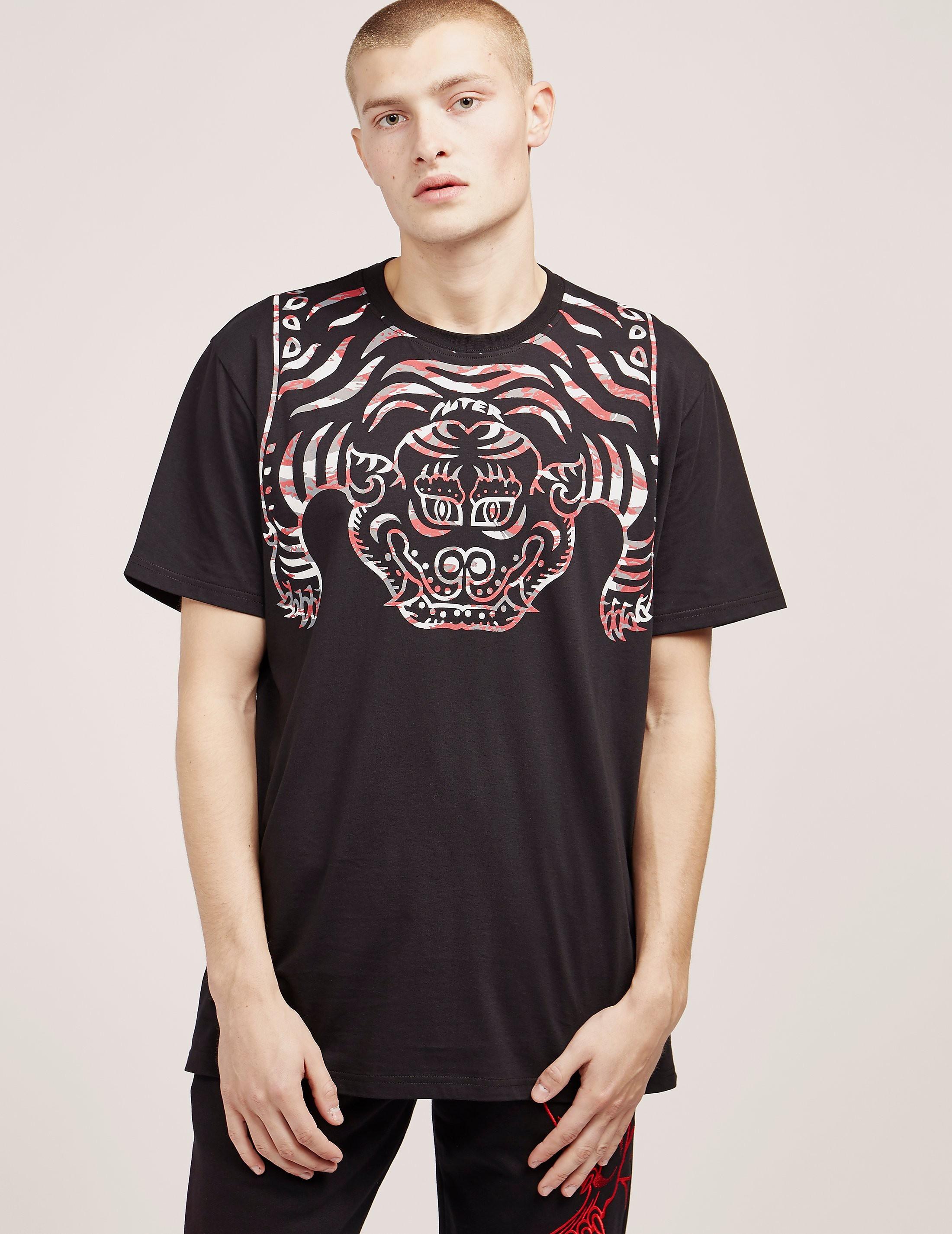 IUTER Tibetan Short Sleeve T-Shirt - Exclusive