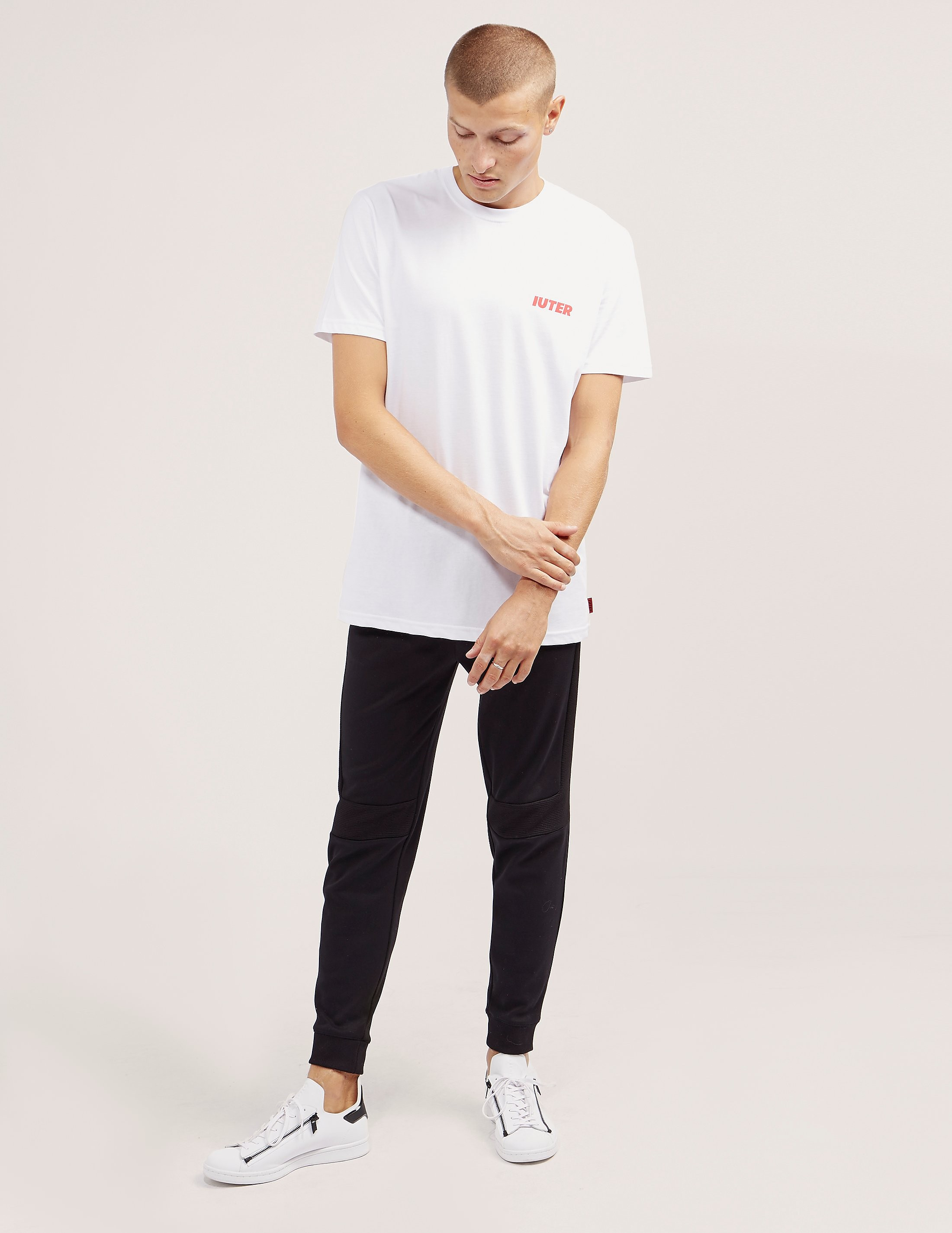 IUTER Wolf Back Short Sleeve T-Shirt - Exclusive