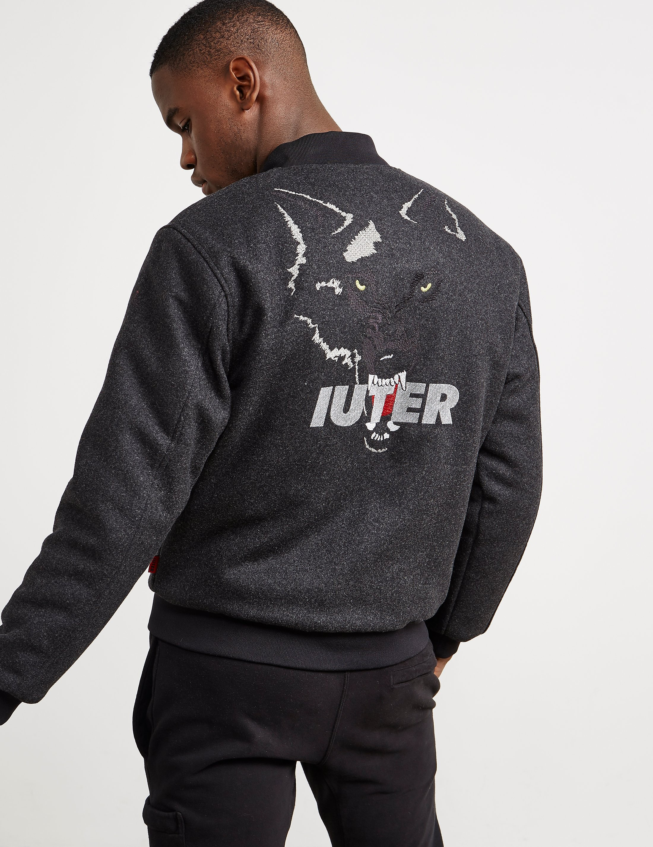 IUTER Growl Padded Bomber Jacket - Exclusive