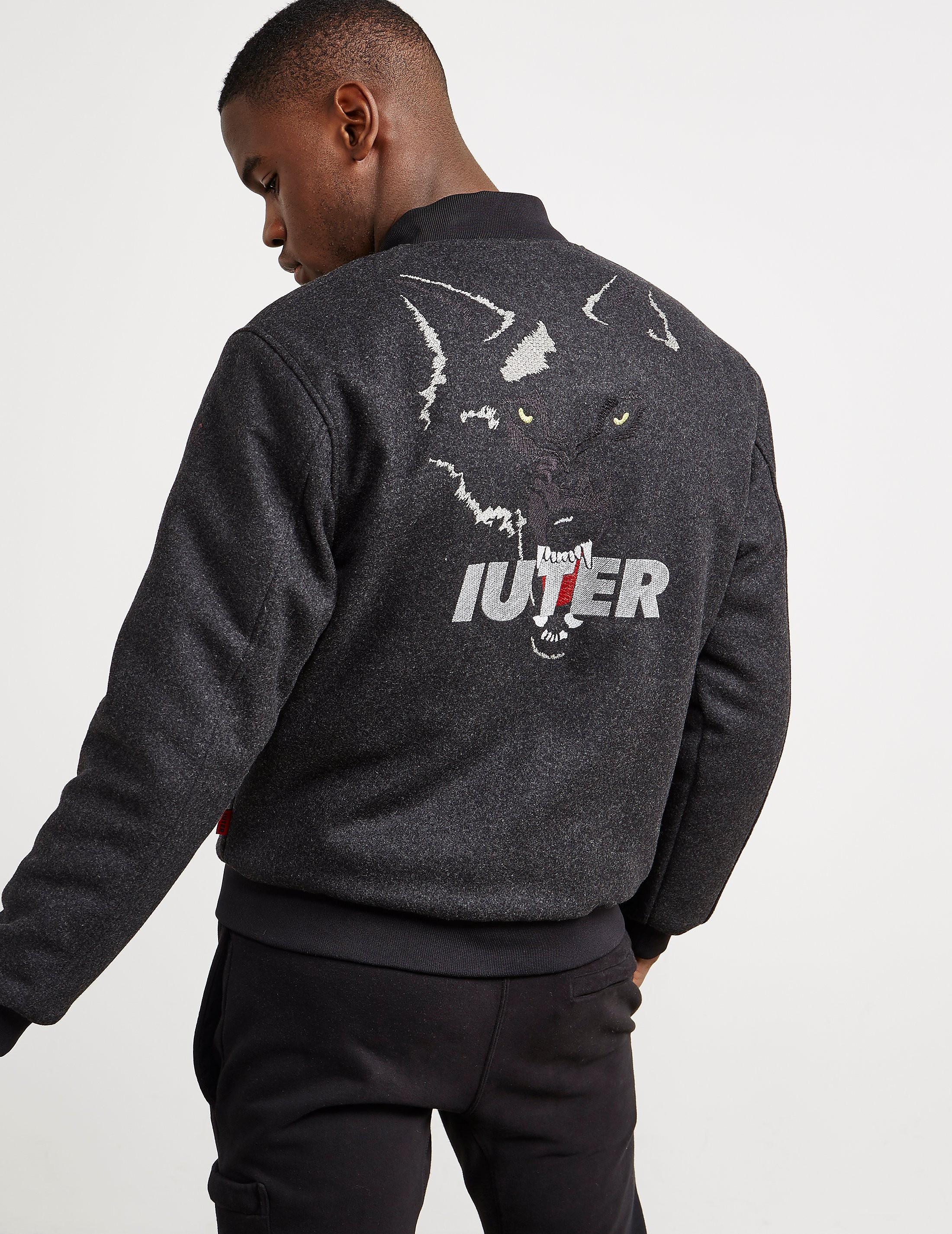 IUTER Growl Bomber Jacket