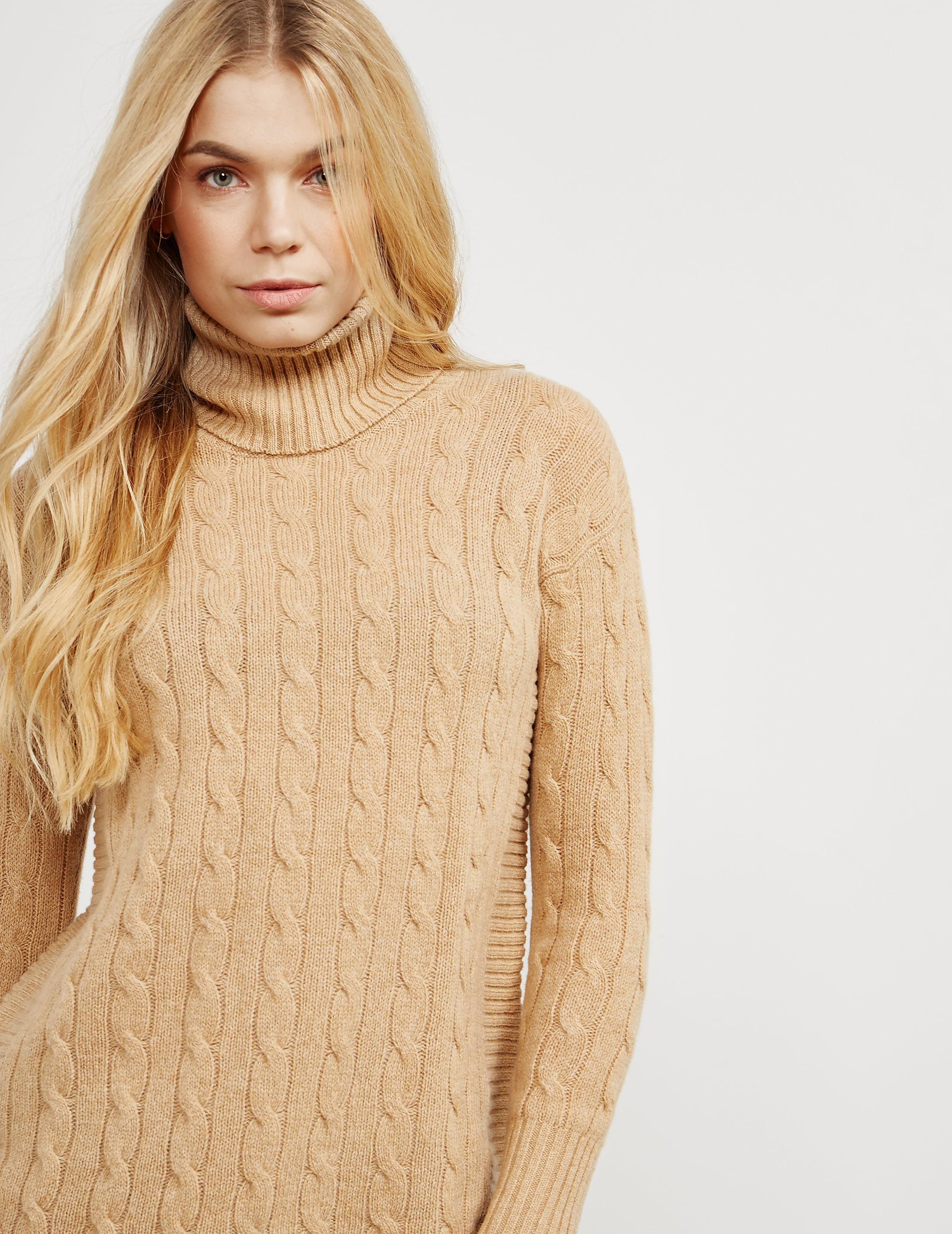 Polo Ralph Lauren Roll Neck Knitted Jumper