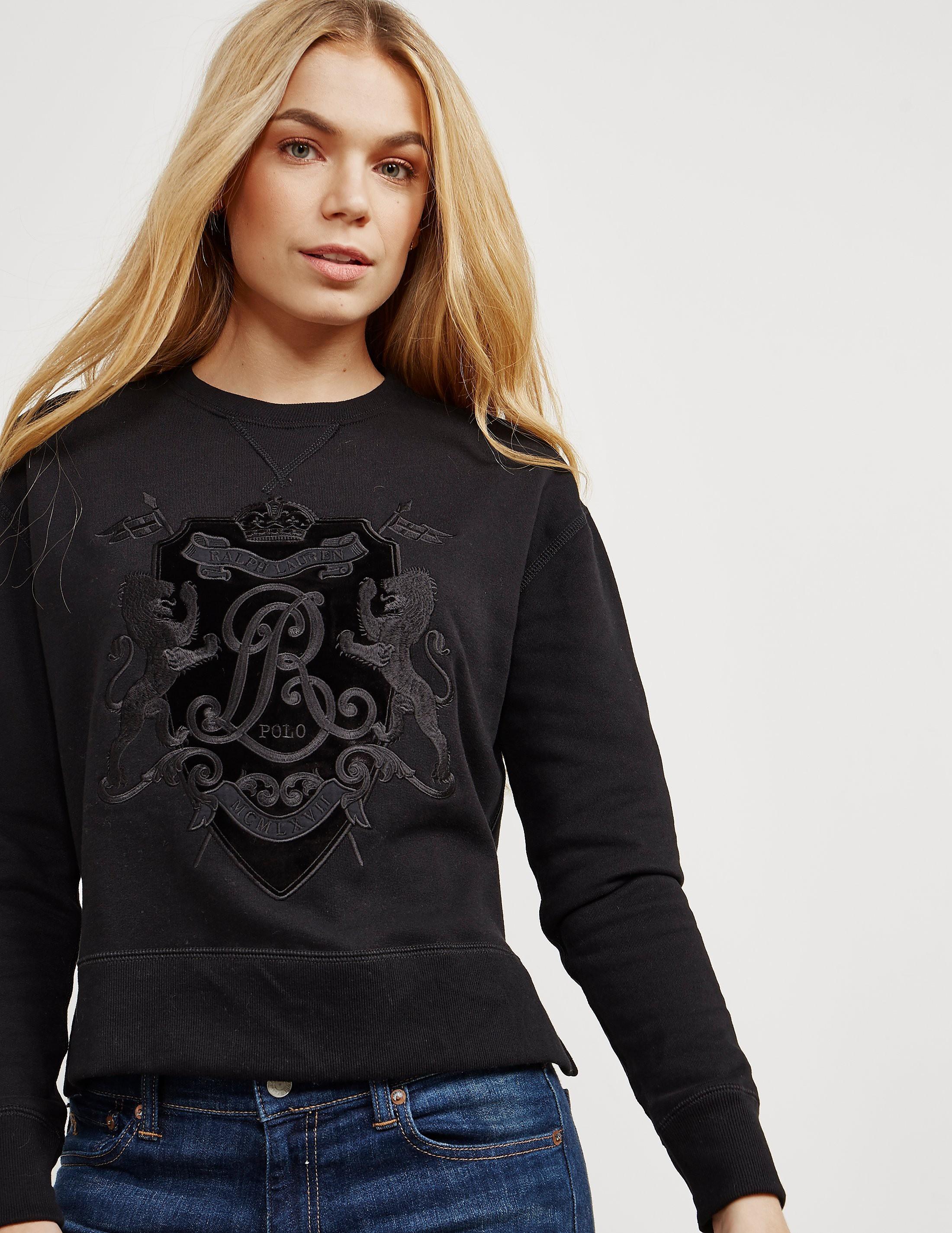 Polo Ralph Lauren Crest Sweatshirt