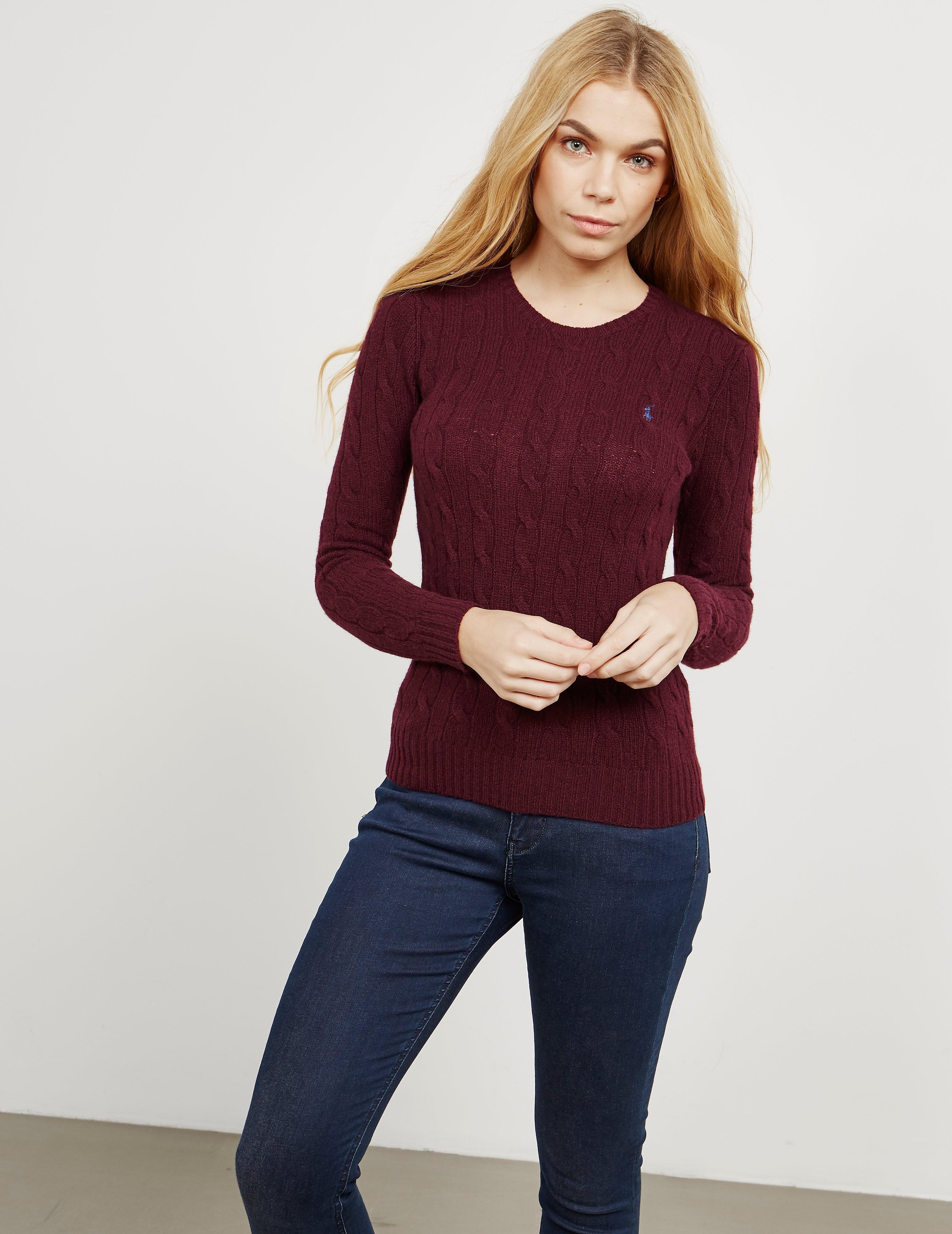 Polo Ralph Lauren Juliana Knitted Jumper