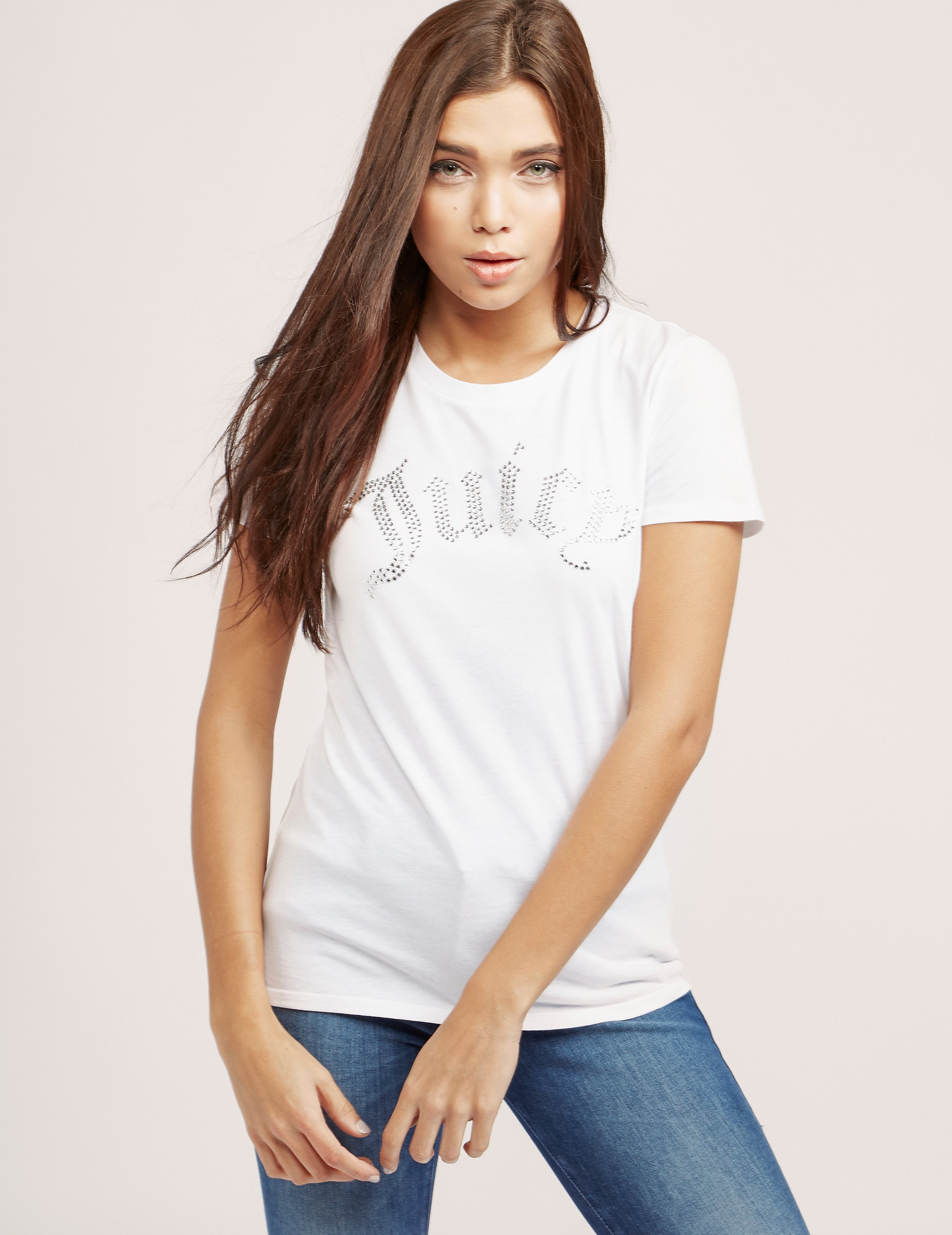 Juicy Couture Gothic Short Sleeve T-Shirt