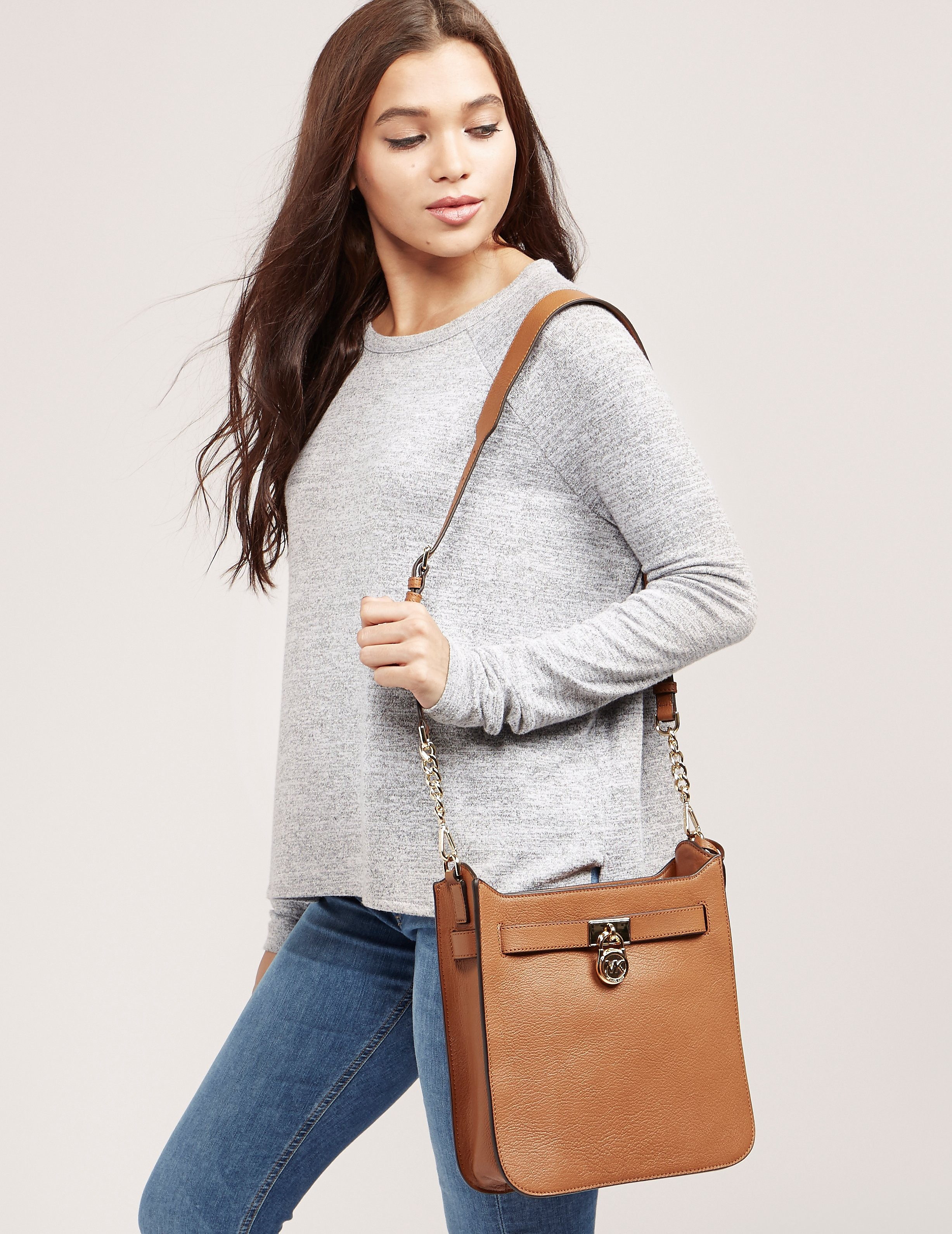 Michael Kors Hamilton Messenger Bag