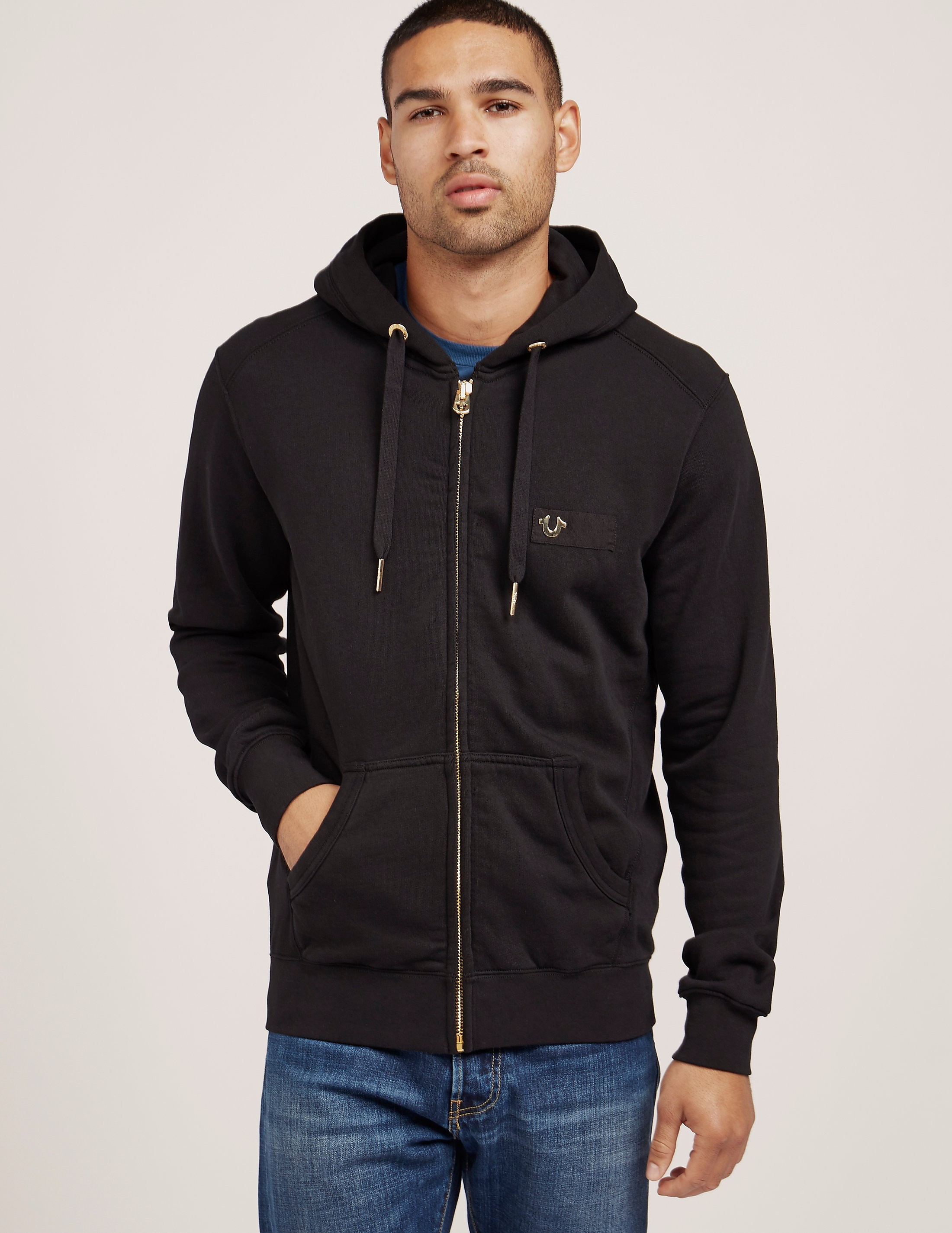 True Religion Horseshoe Hoody