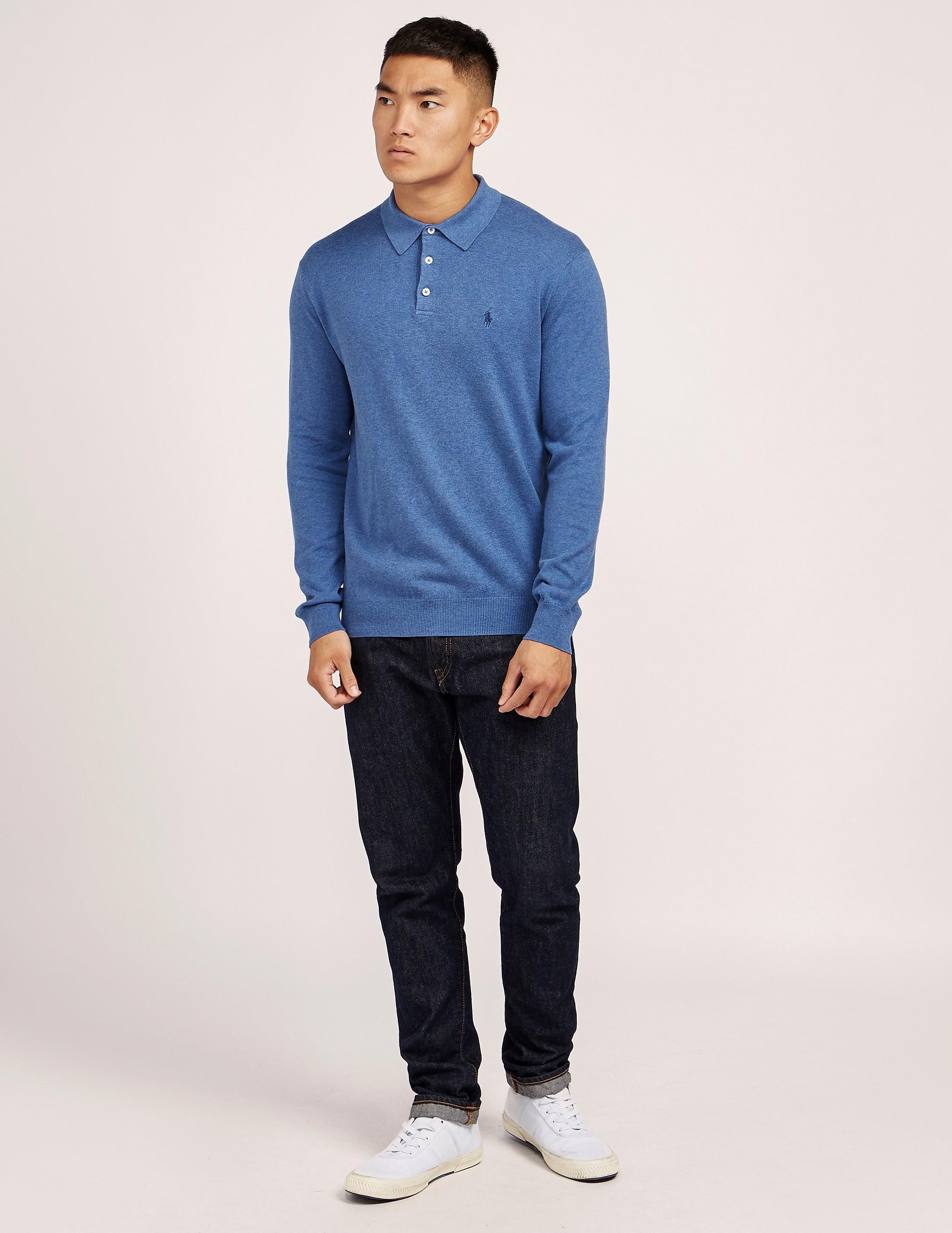 Polo Ralph Lauren Long Sleeve Polo Shirt