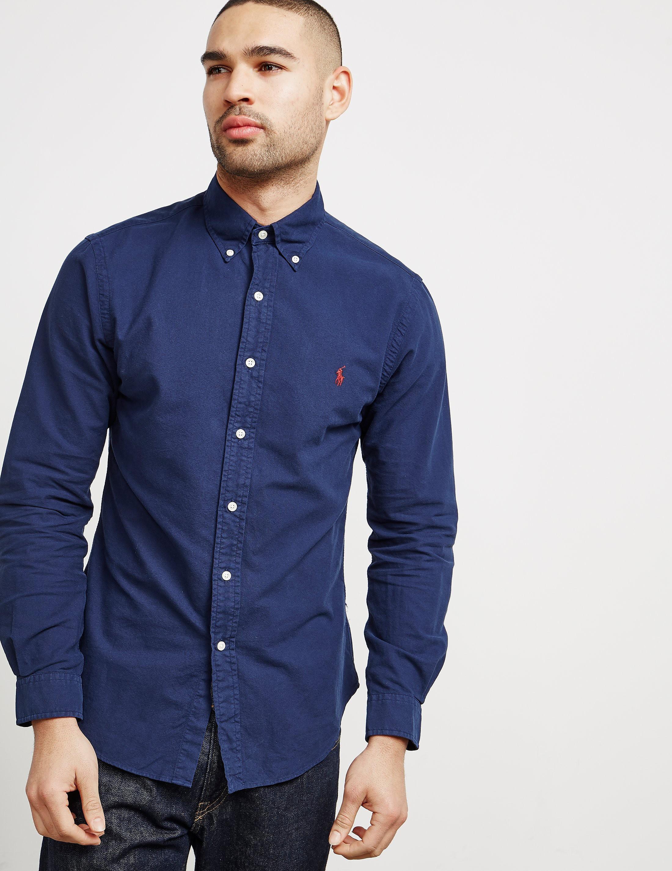 Polo Ralph Lauren Oxford Long Sleeve Shirt