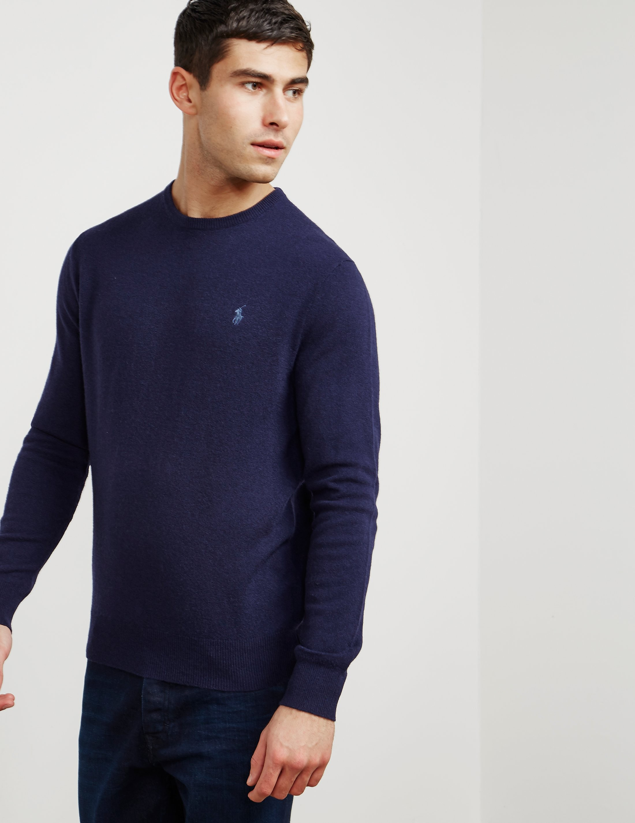 Polo Ralph Lauren Wool Knitted Jumper