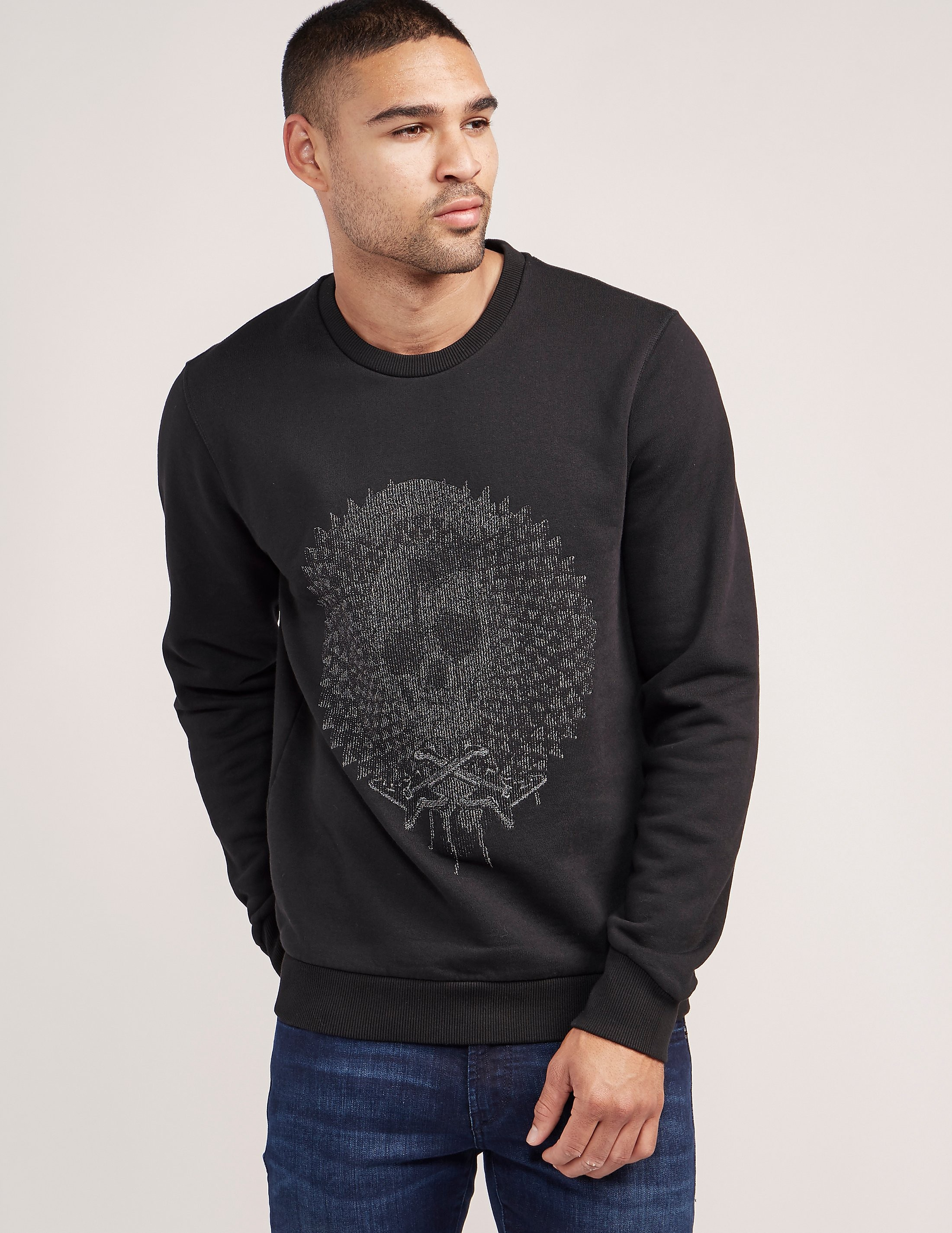 Just Cavalli Jewel Skull Sweatshirt