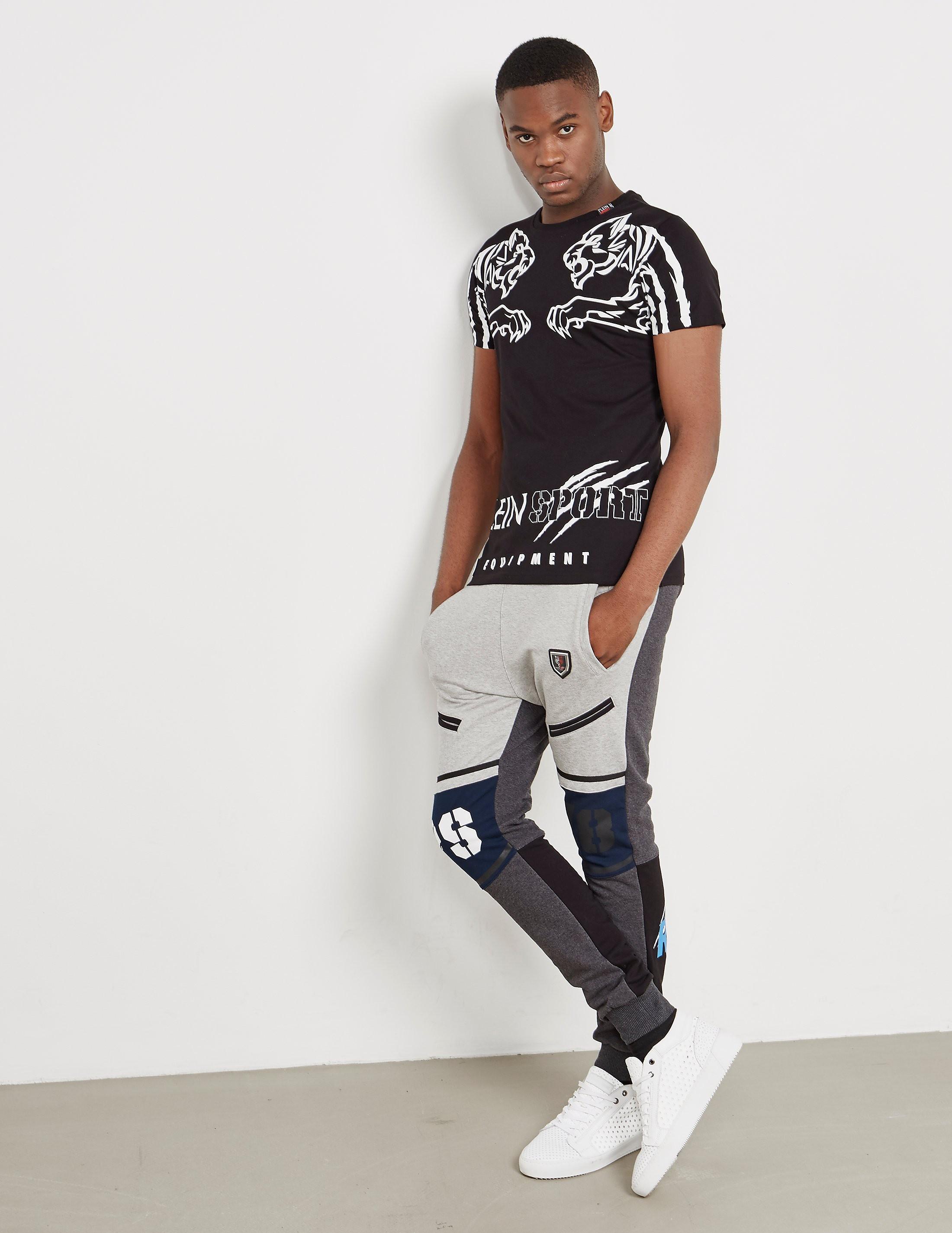 Philipp Plein Sport Tiger Short Sleeve T-Shirt