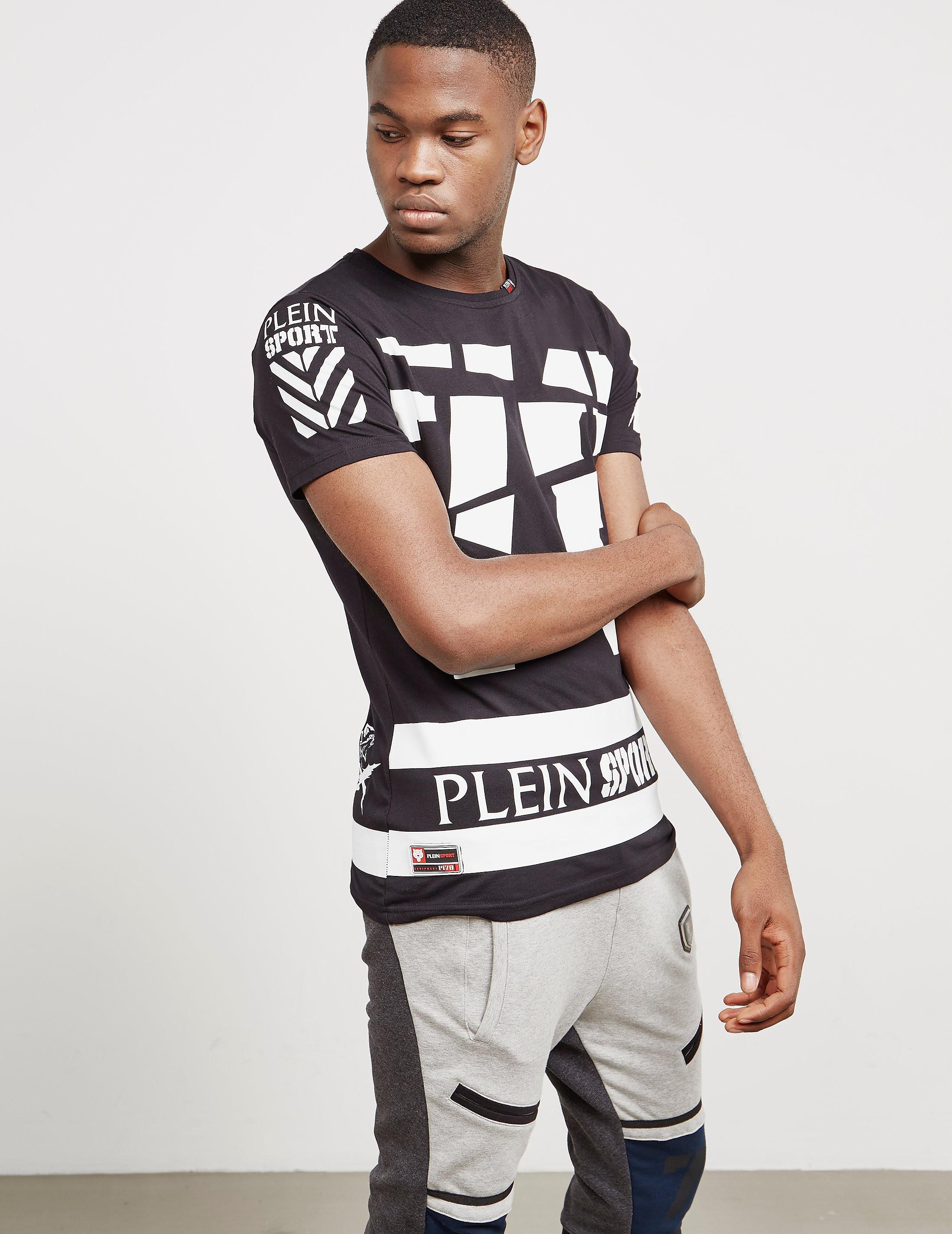 Philipp Plein Sport Slash 78 Short Sleeve T-Shirt