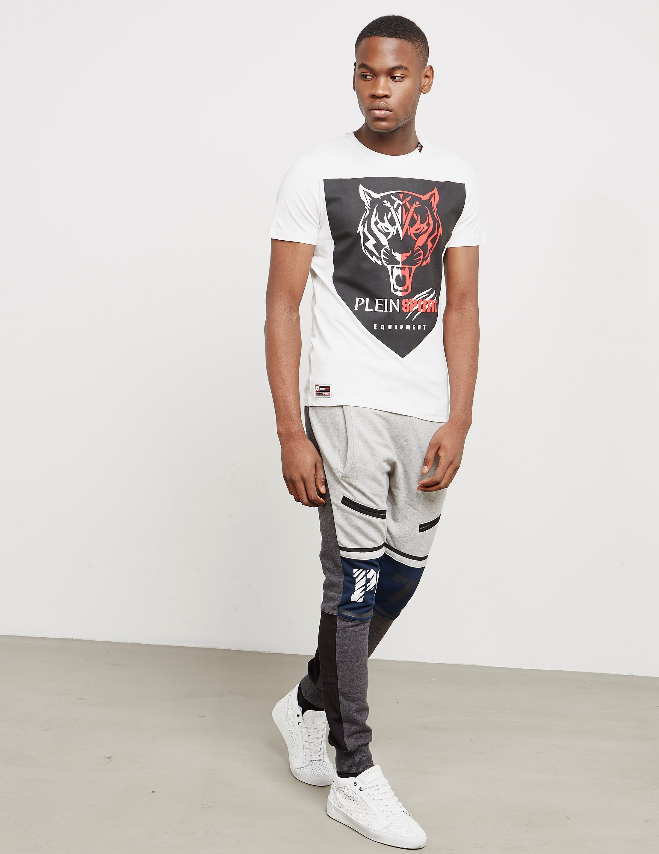 Philipp Plein Sport Shield Short Sleeve T-Shirt