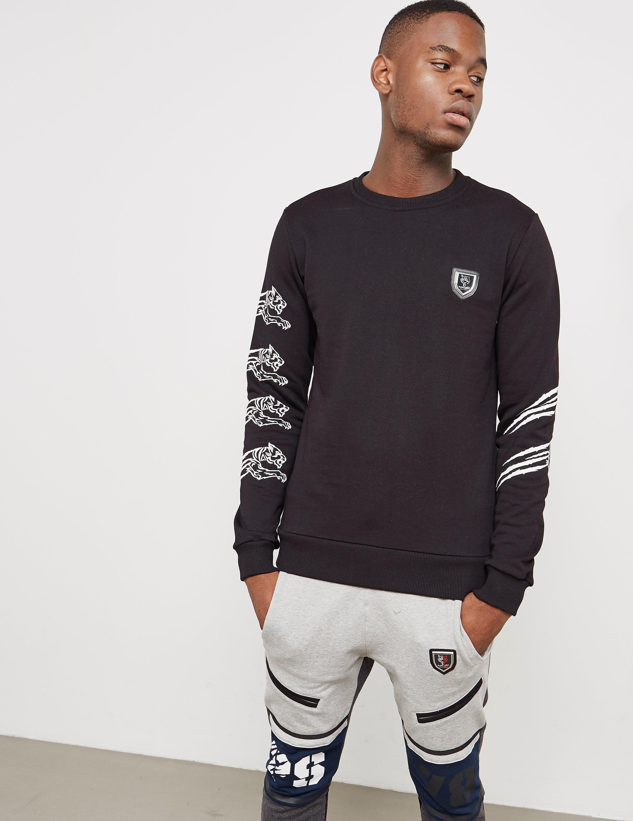 Philipp Plein Sport Crest Sweatshirt