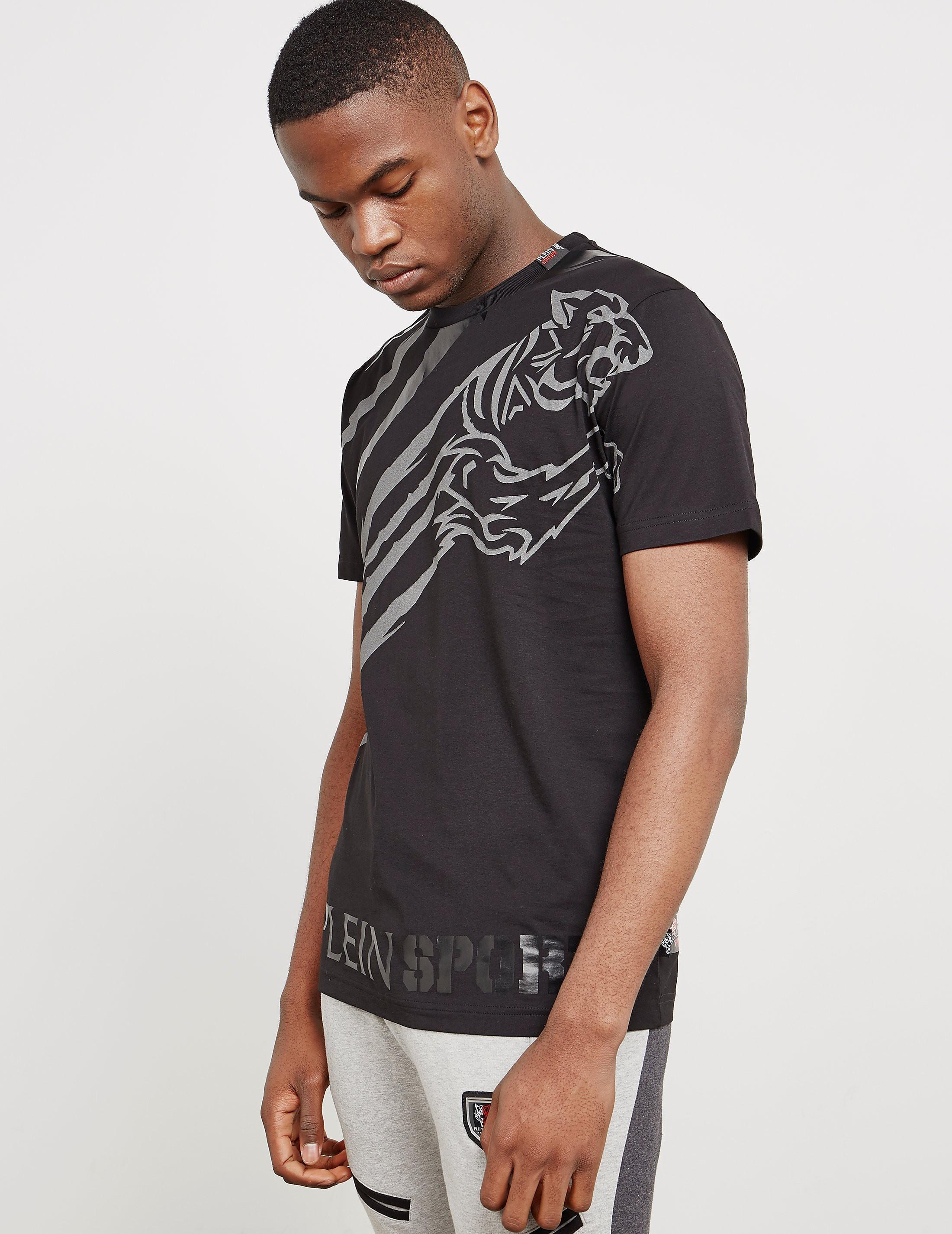 Philipp Plein Sport Slash Short Sleeve T-Shirt