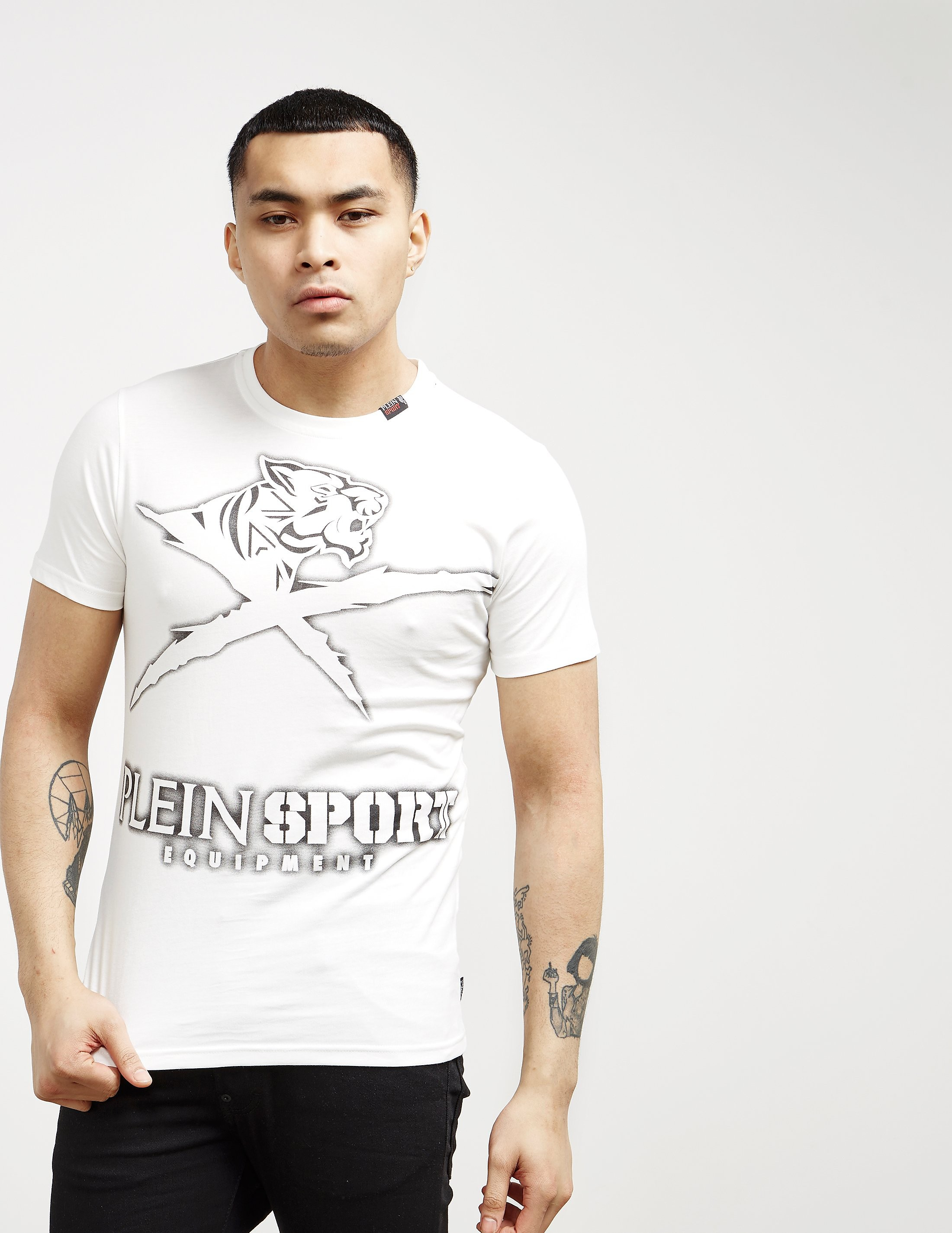 Philipp Plein Sport Tiger X Short Sleeve T-Shirt