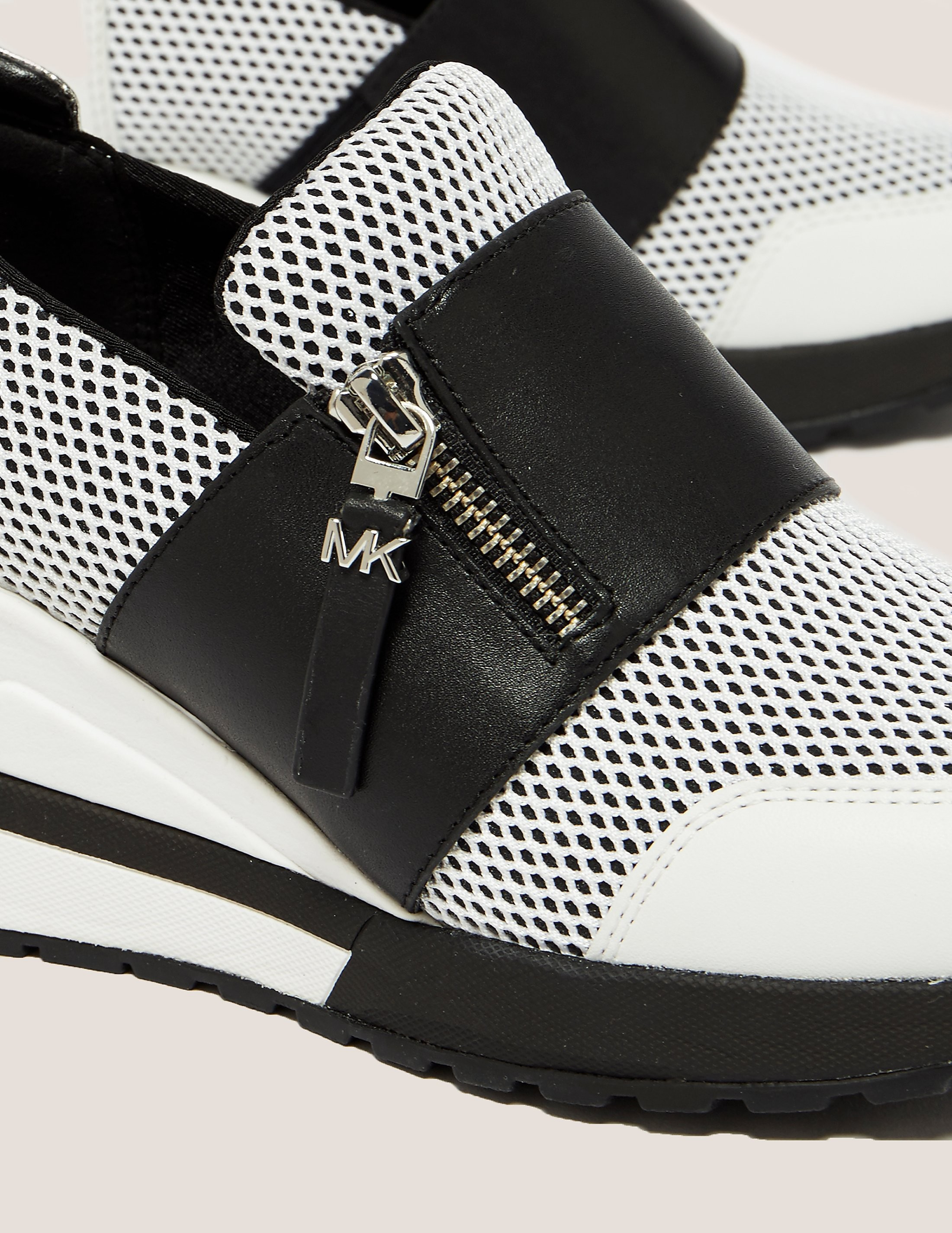 Michael Kors Chelsie Wedge Trainer