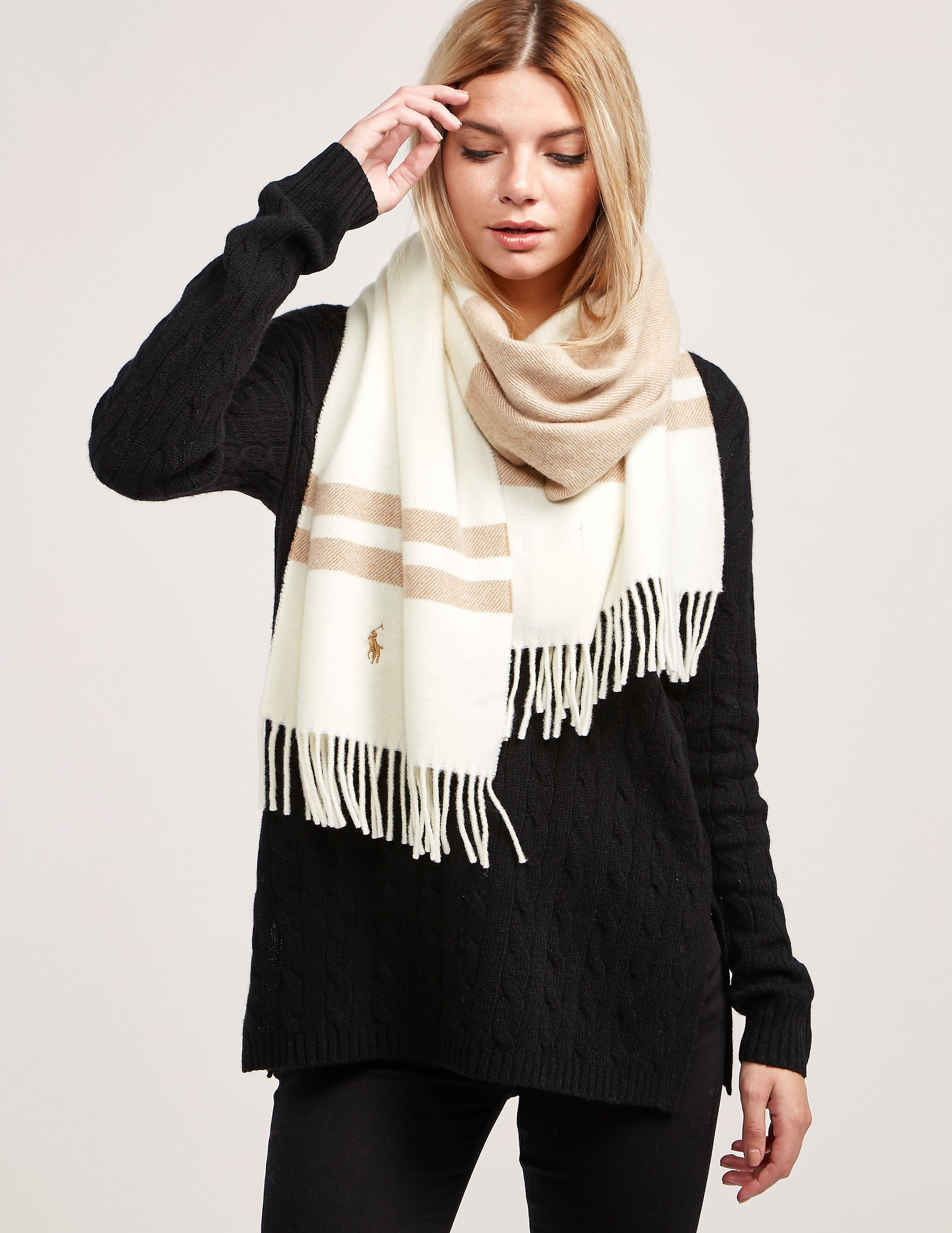 Polo Ralph Lauren Stripe Scarf
