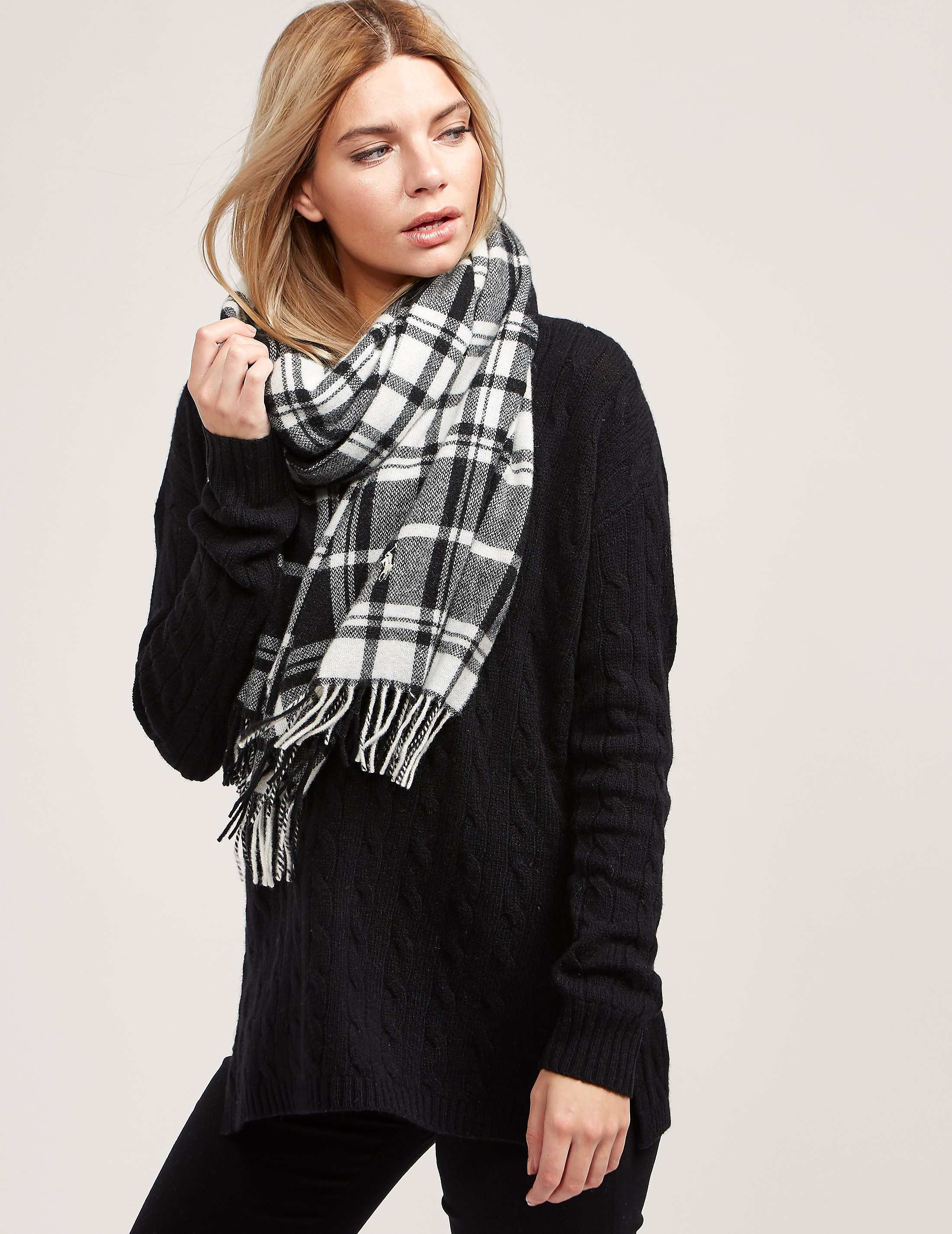 Polo Ralph Lauren Check Scarf