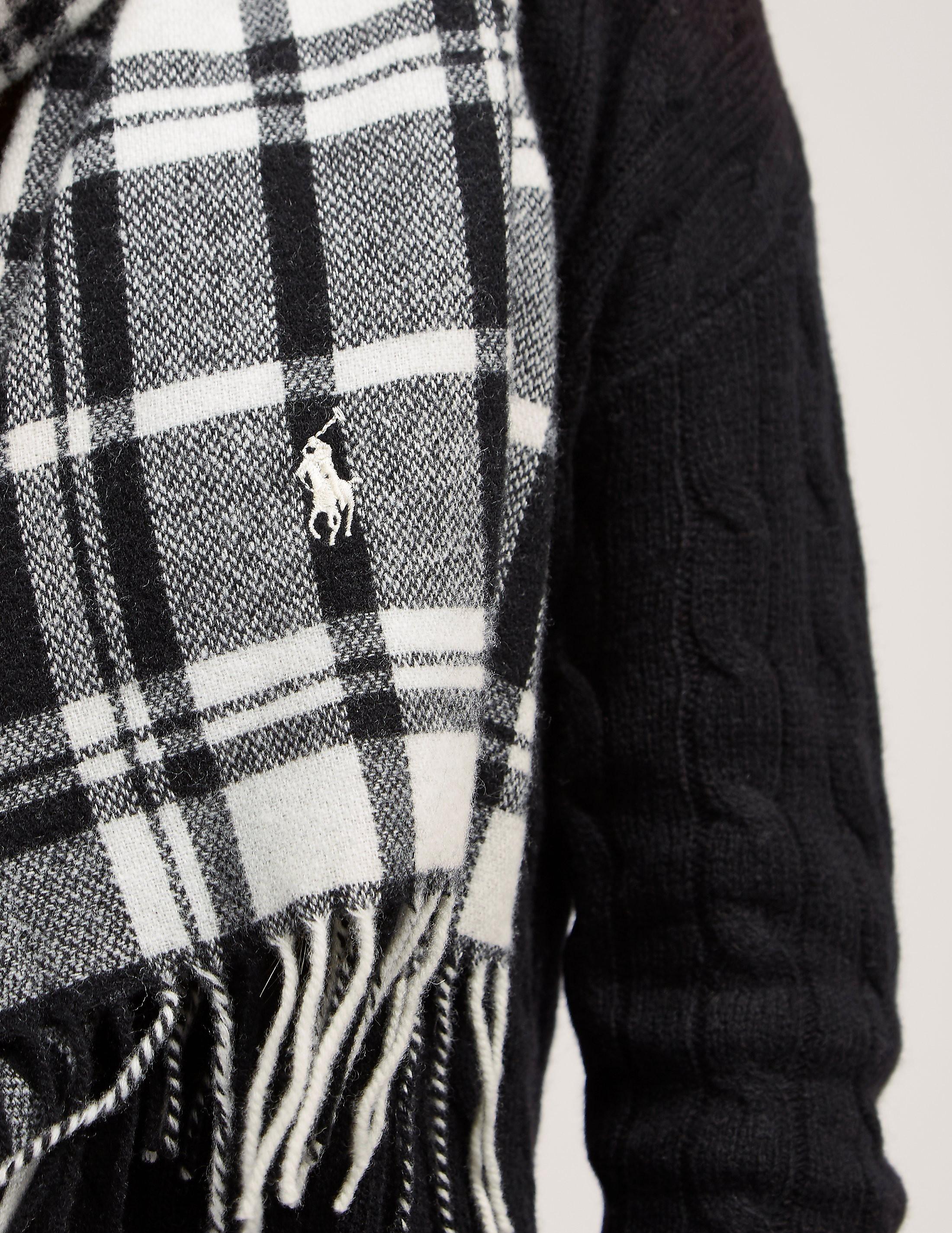 Polo Ralph Lauren Check Scarf