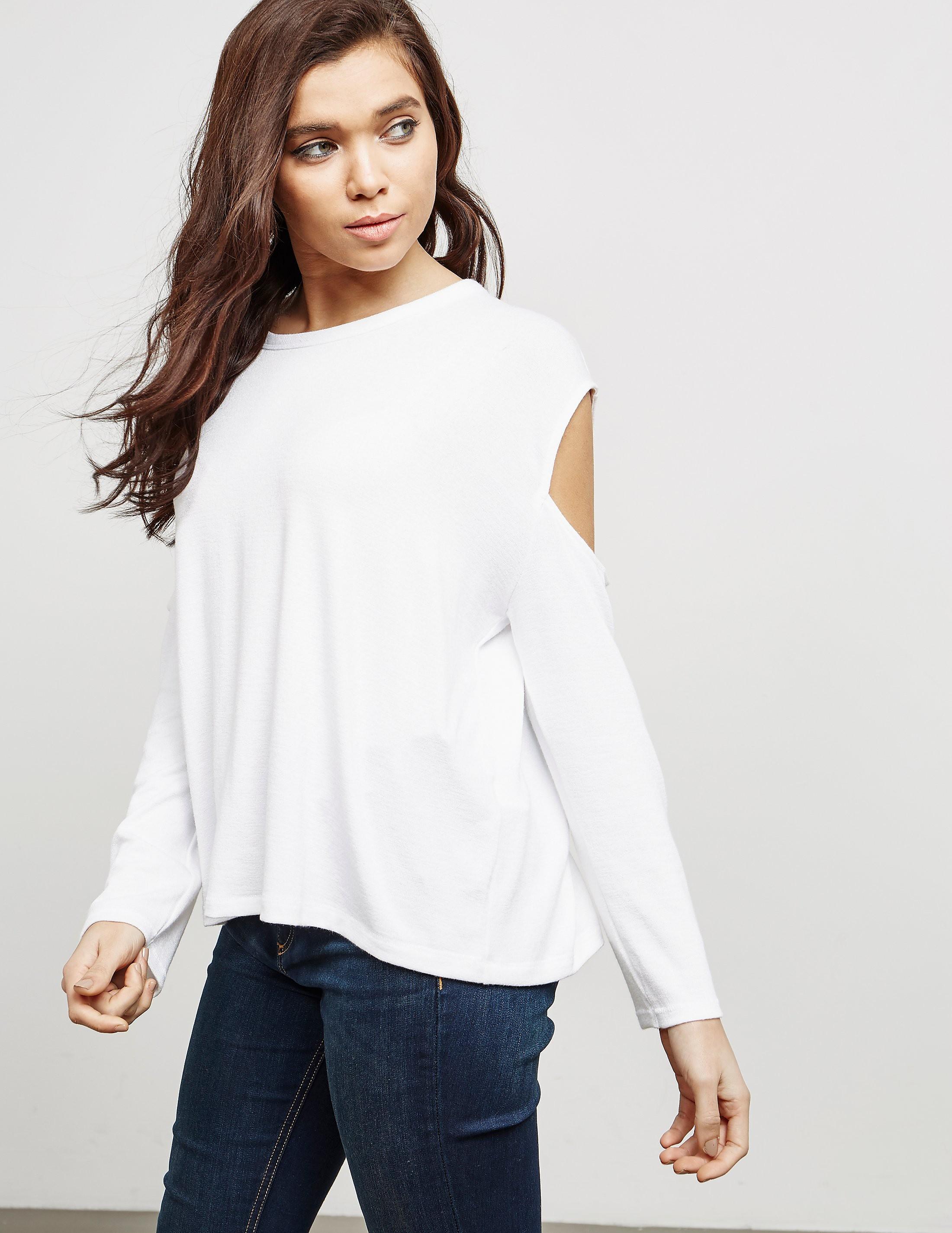 Rag & Bone Slash Long Sleeve T-Shirt