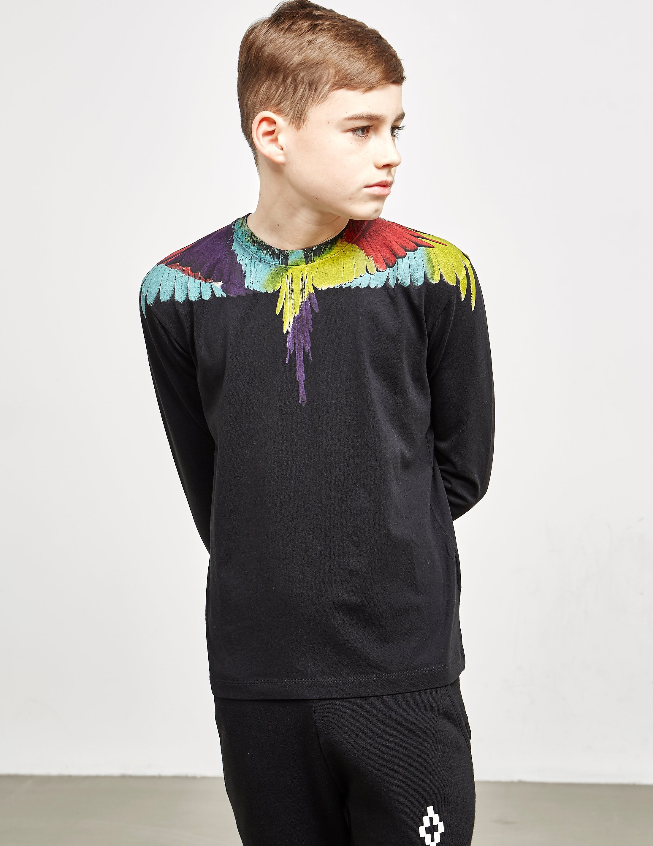 Marcelo Burlon Nicolas Long Sleeve T-Shirt