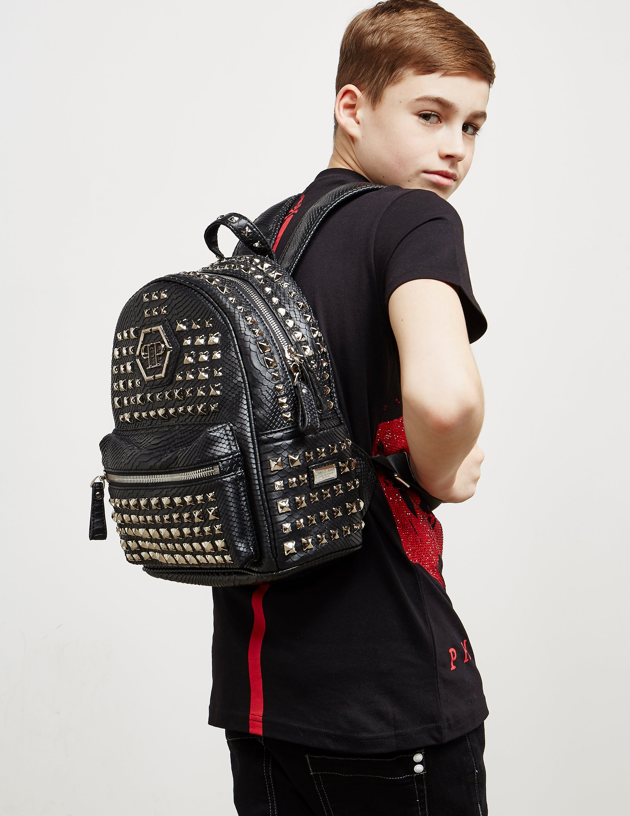 Philipp Plein Sport Stud Backpack