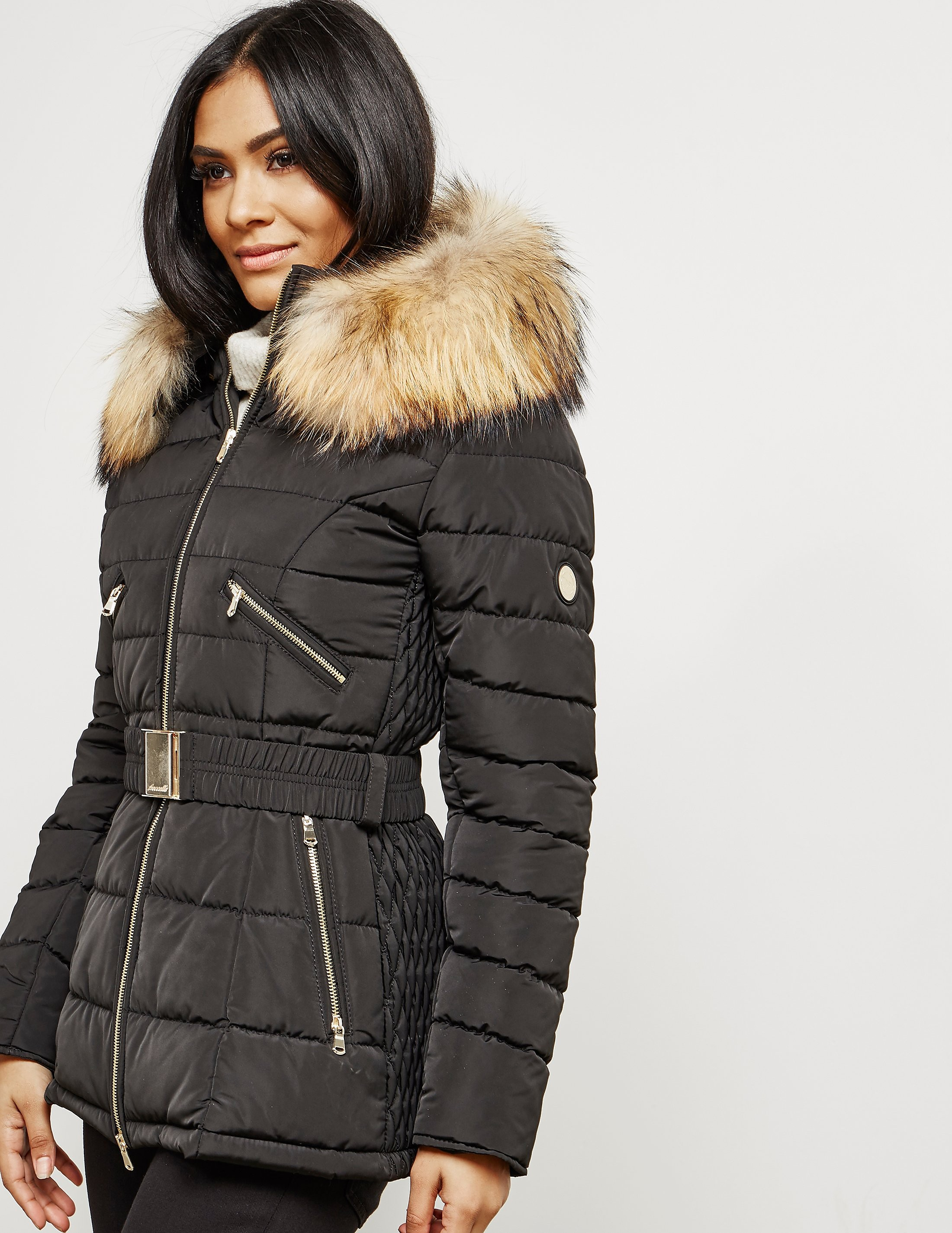 Froccella Padded Belt Jacket