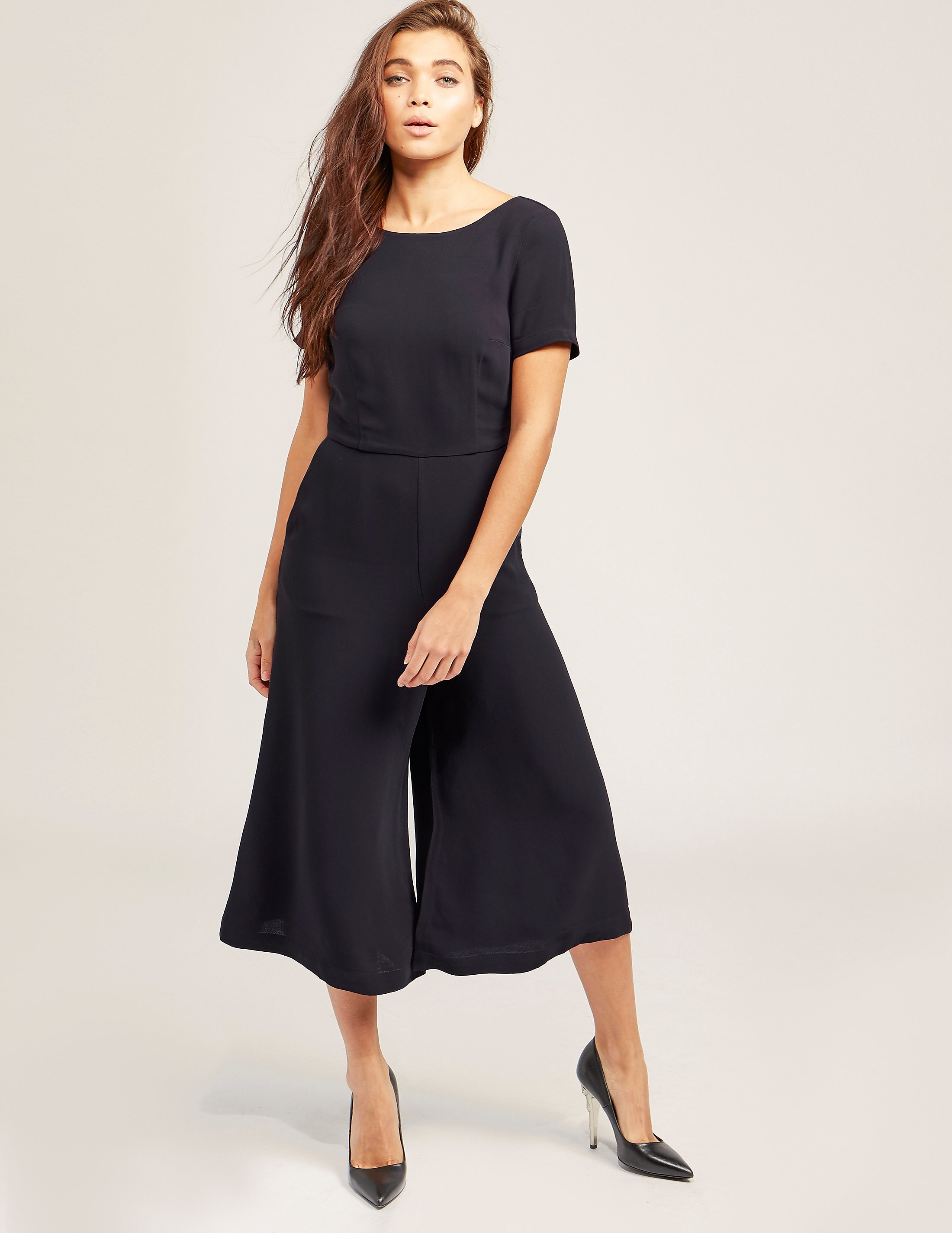French Connection Culotte Jumpsuit
