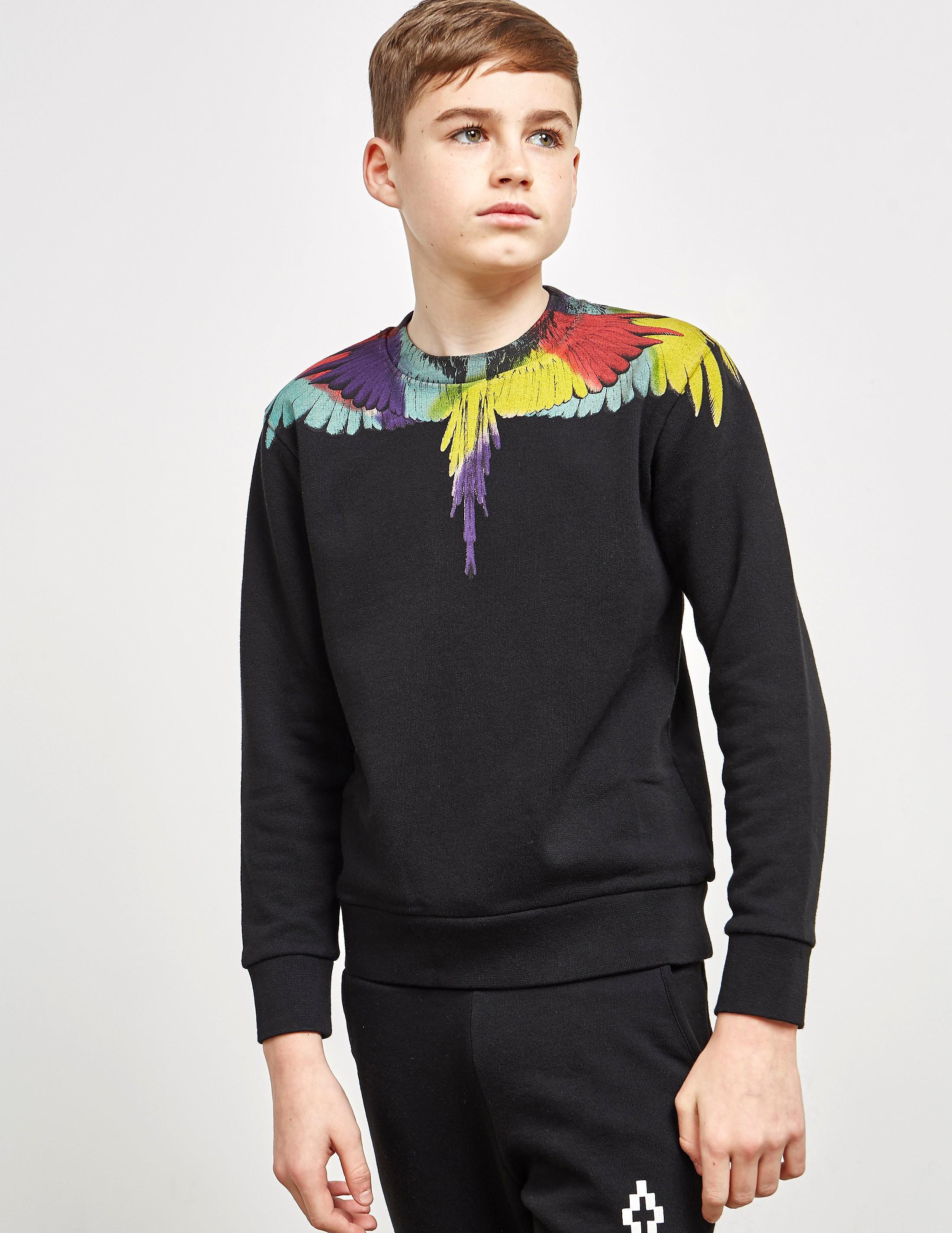 Marcelo Burlon Nicolas Crew Sweatshirt