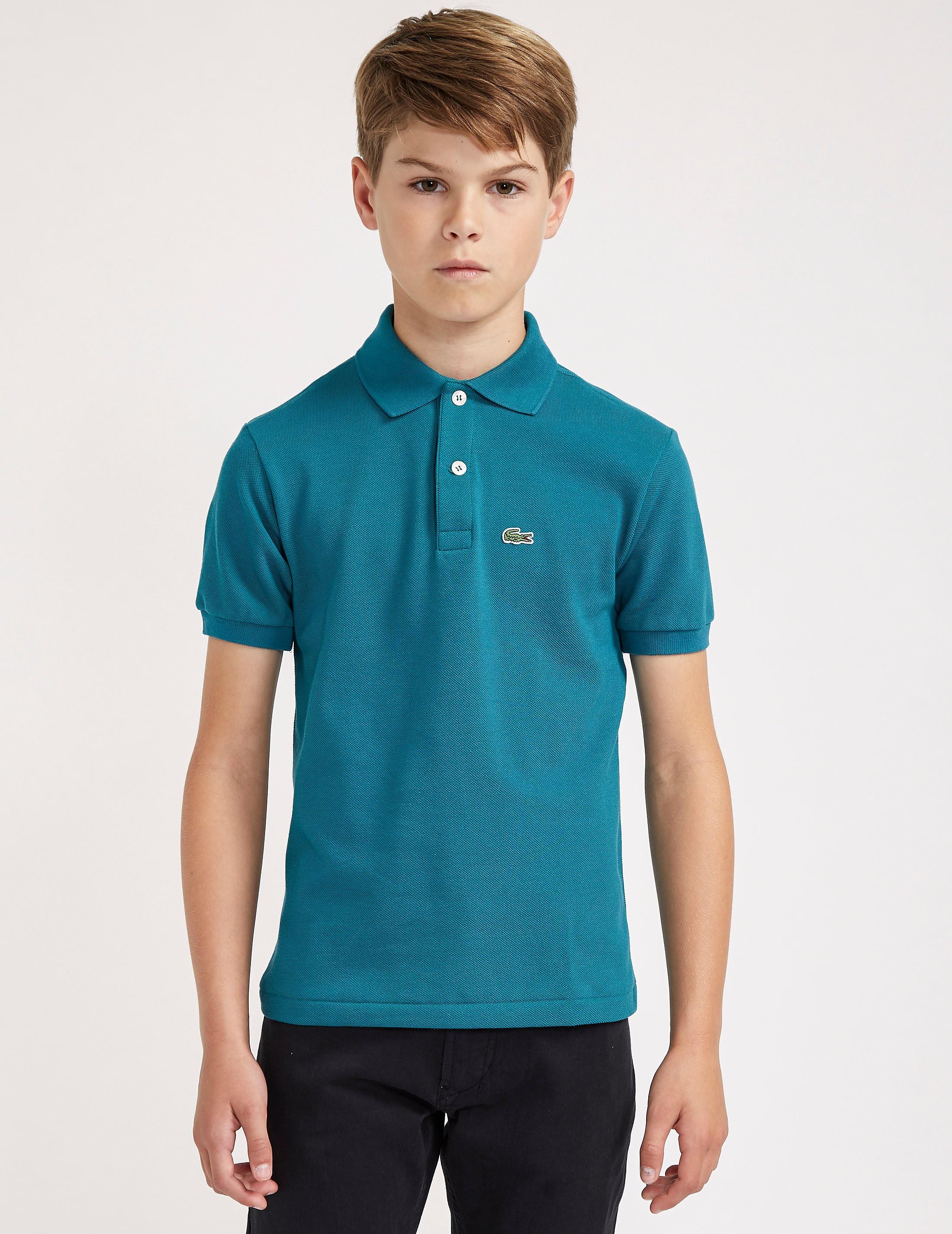 Lacoste Pique Short Sleeve Polo Shirt