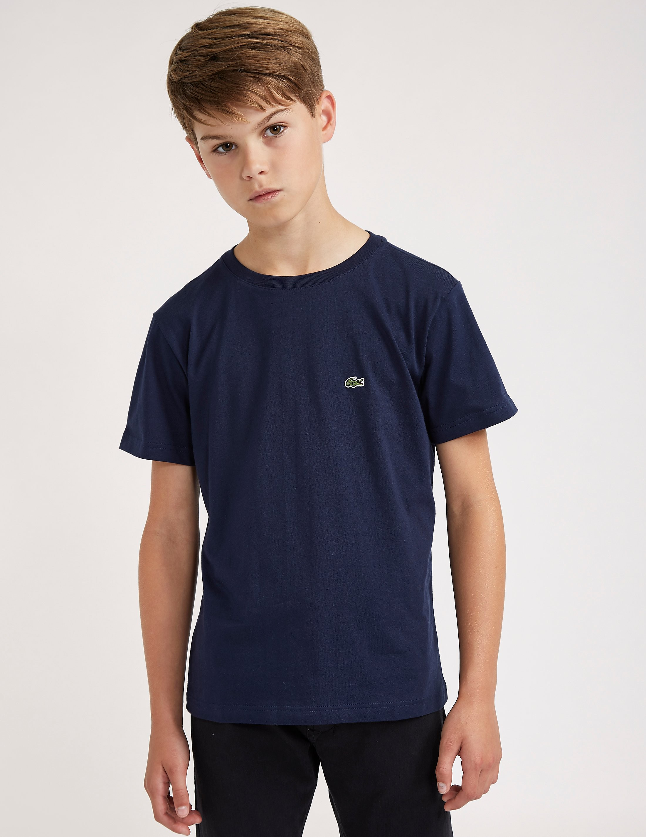 Lacoste Crew Neck Short Sleeve T-Shirt