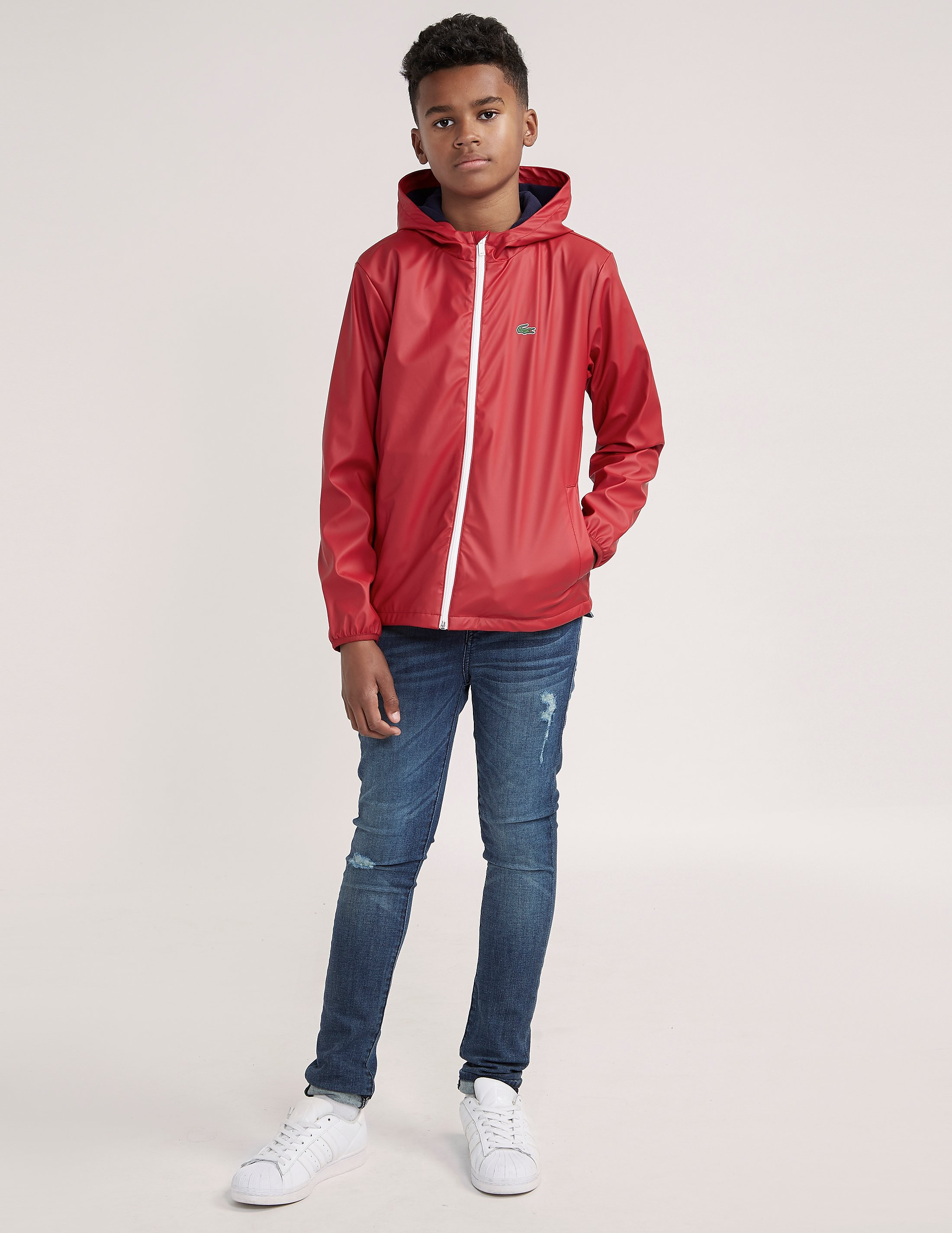 Lacoste Full Zip Jacket