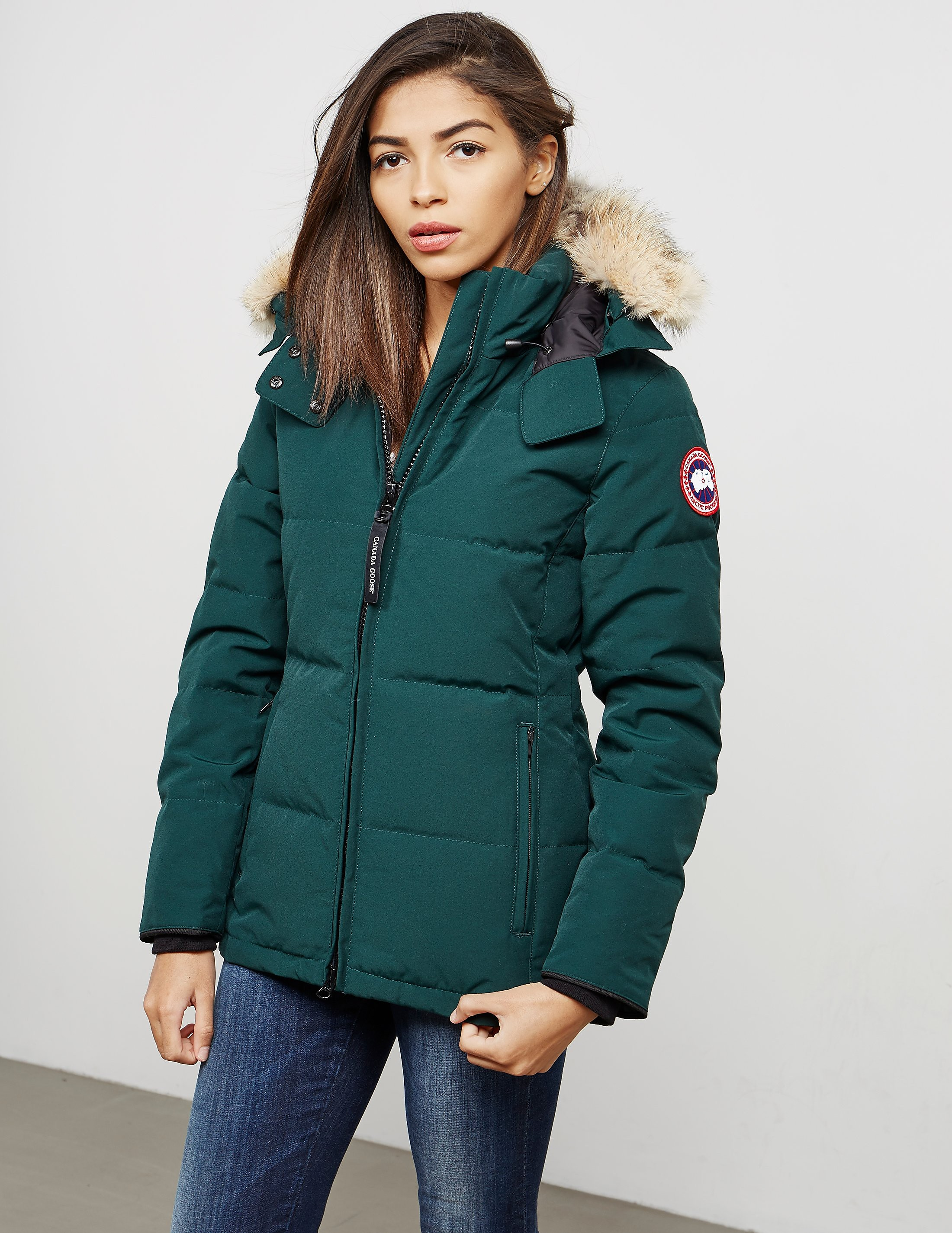 Canada Goose Chelsea Padded Parka Jacket