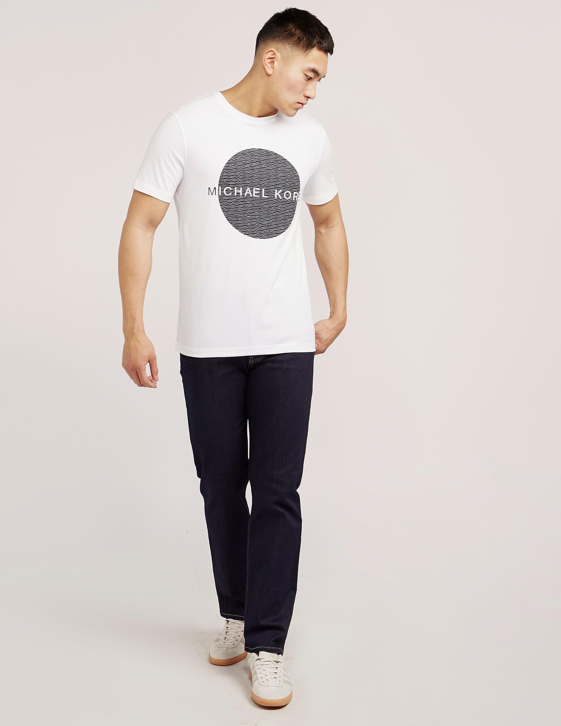 Michael Kors Wave Short Sleeve T-Shirt