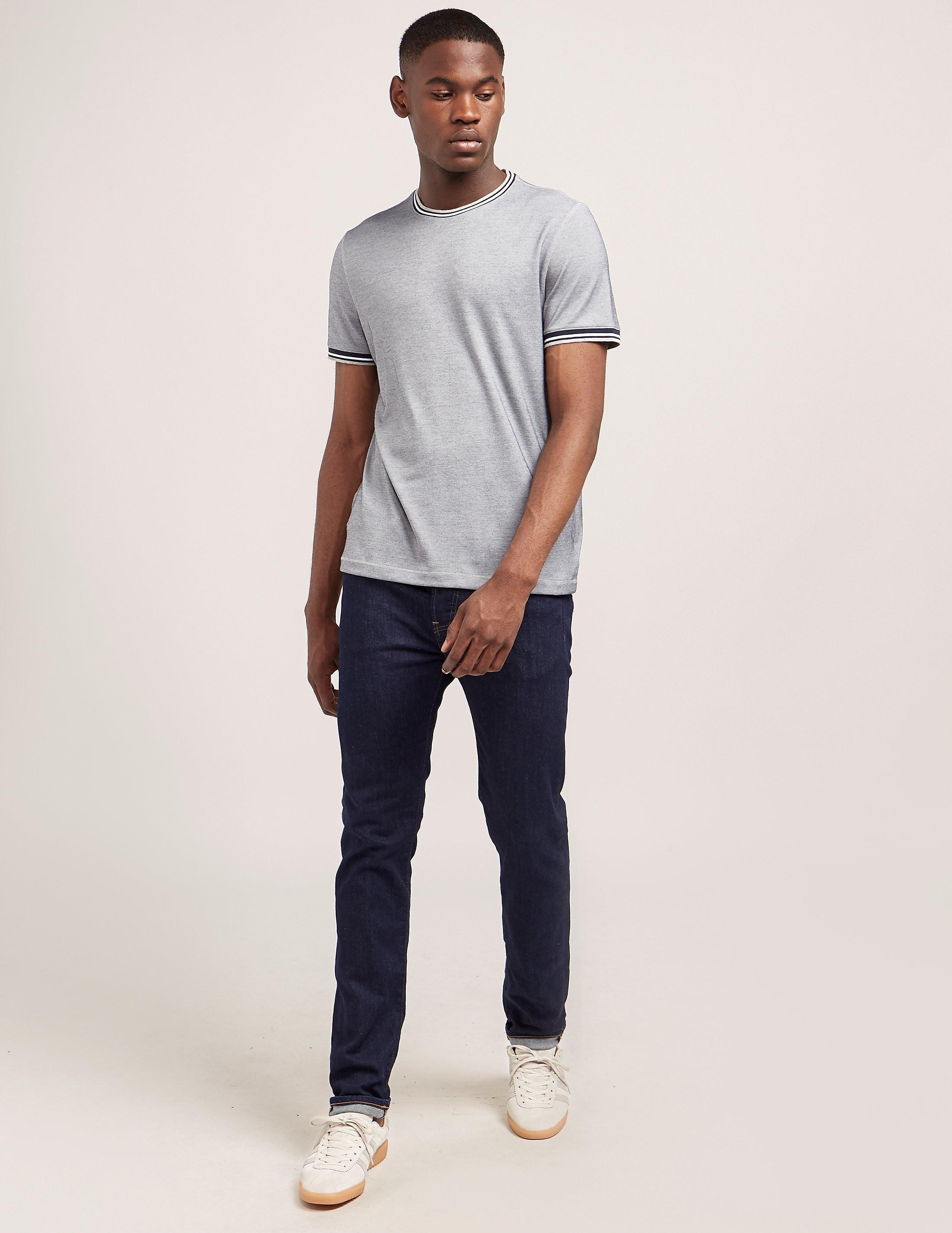 Michael Kors Tipped Short Sleeve T-Shirt