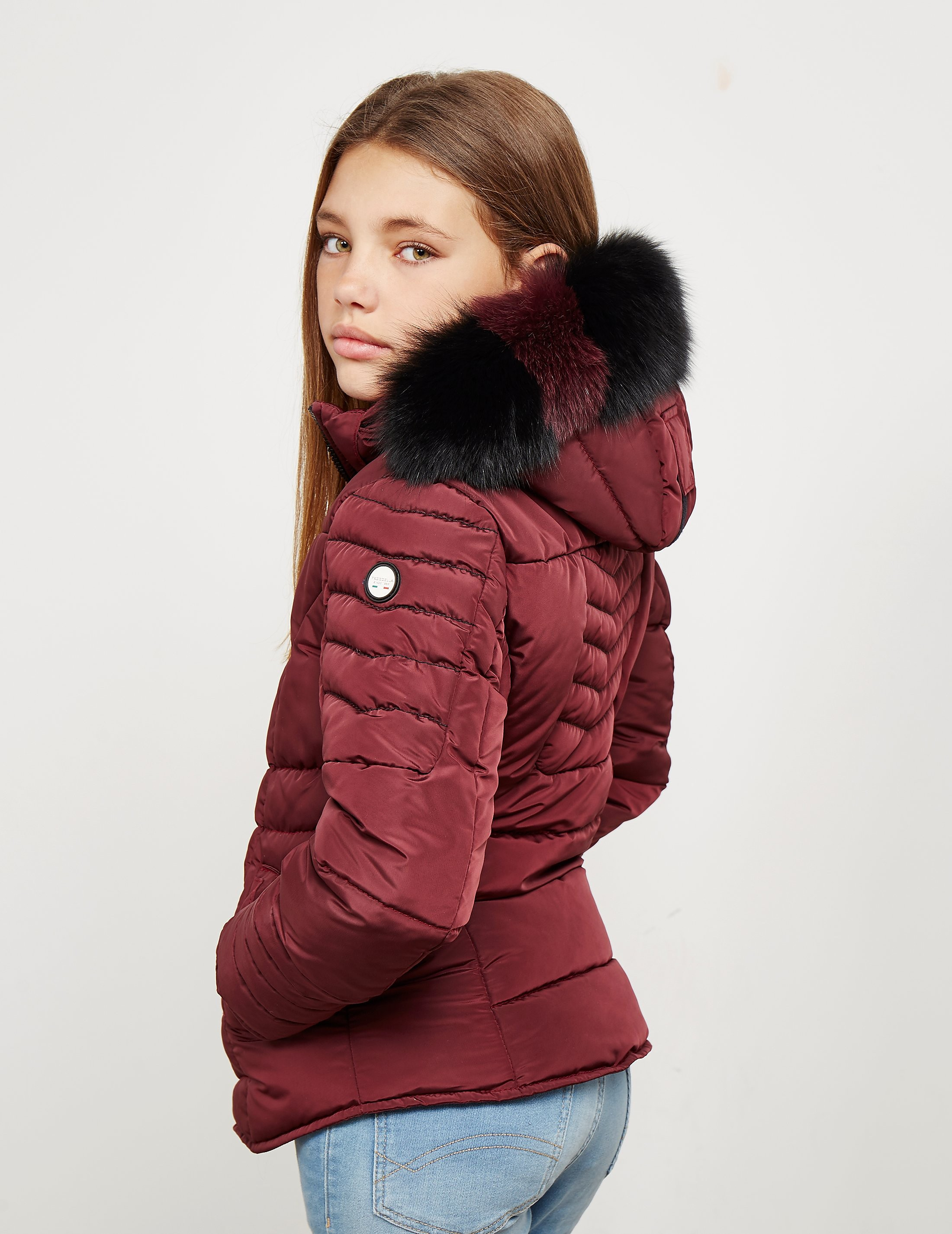 Froccella Chevron Padded Jacket