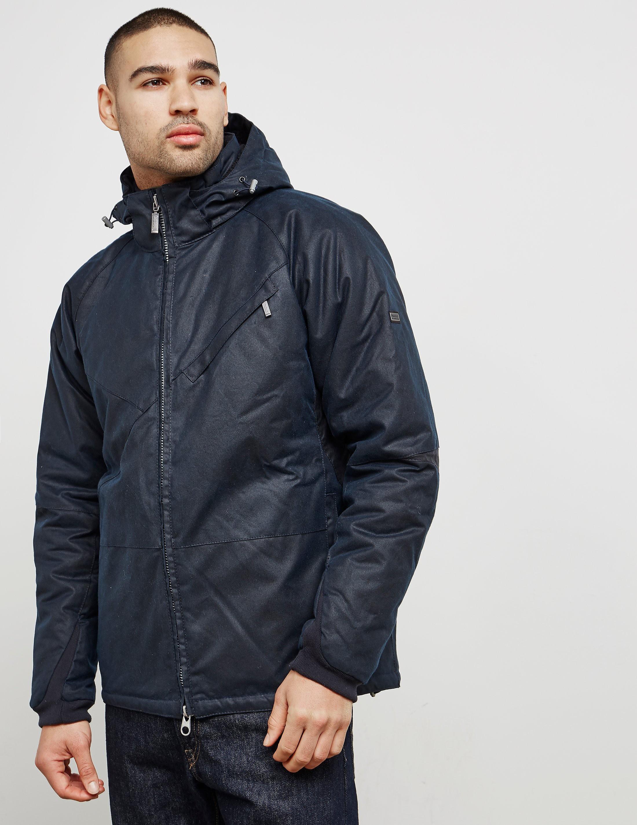 Barbour International Wax Leeve Lightweight Jacket