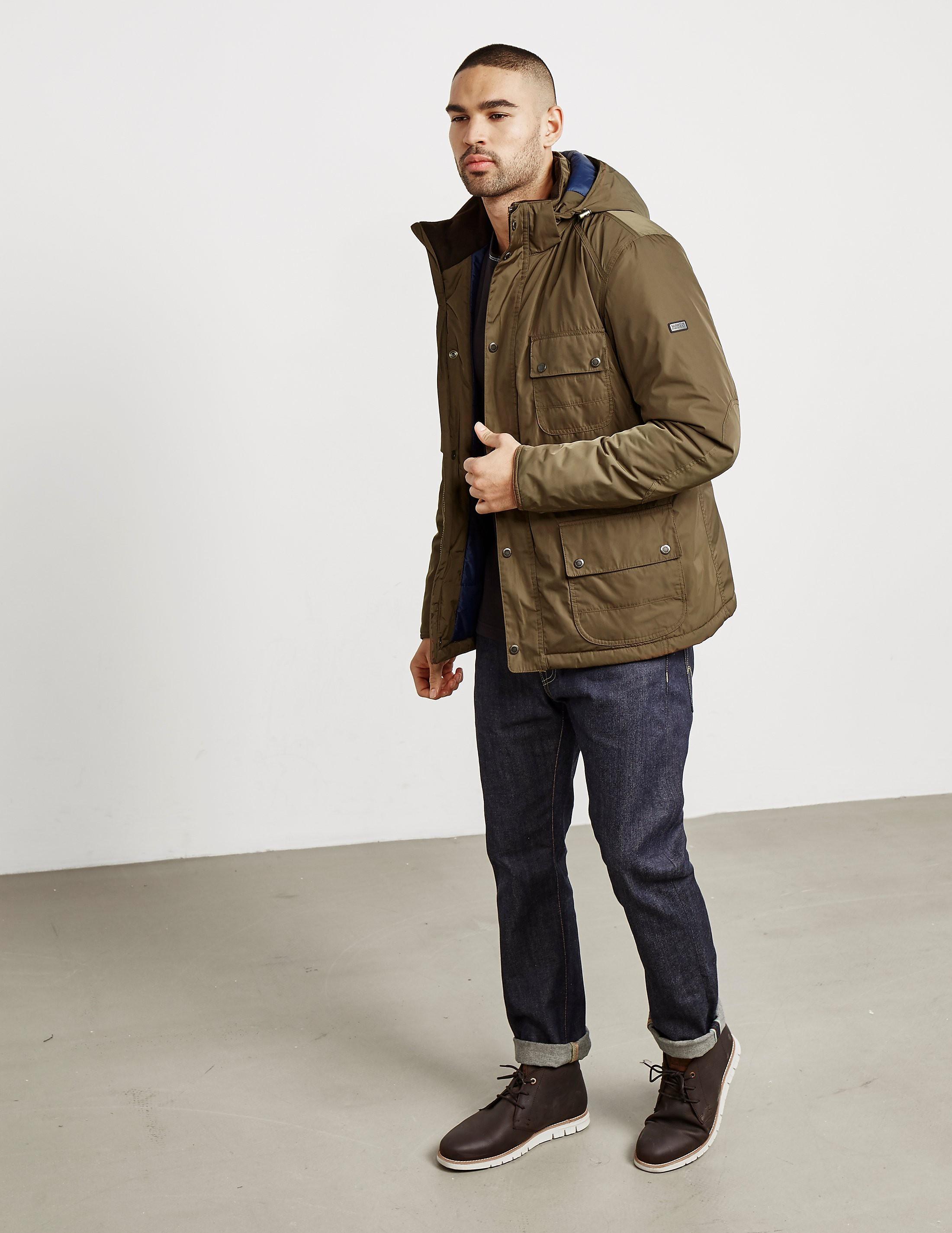 Barbour International Roper Lightweight Jacket