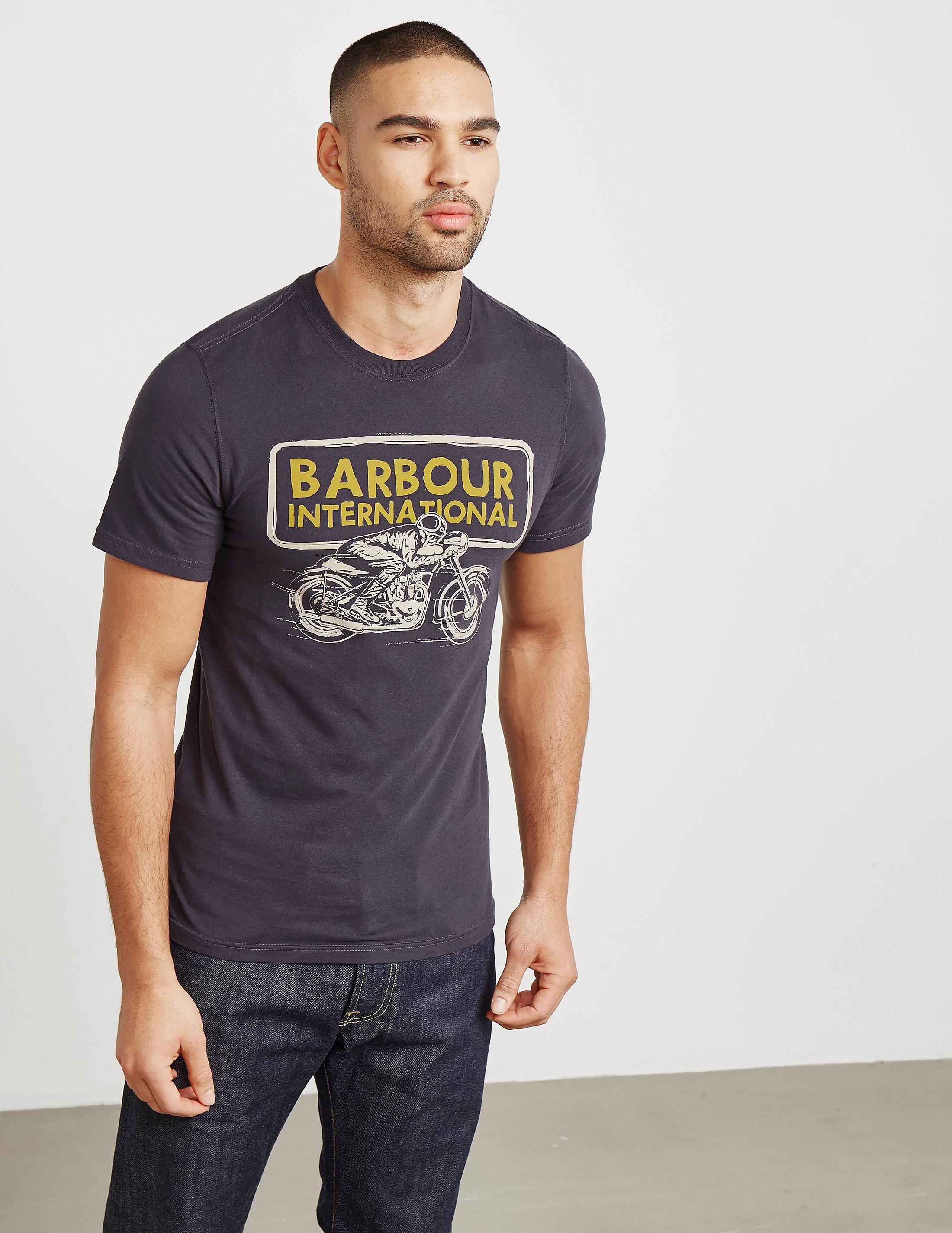 Barbour International Pace Short Sleeve T-Shirt