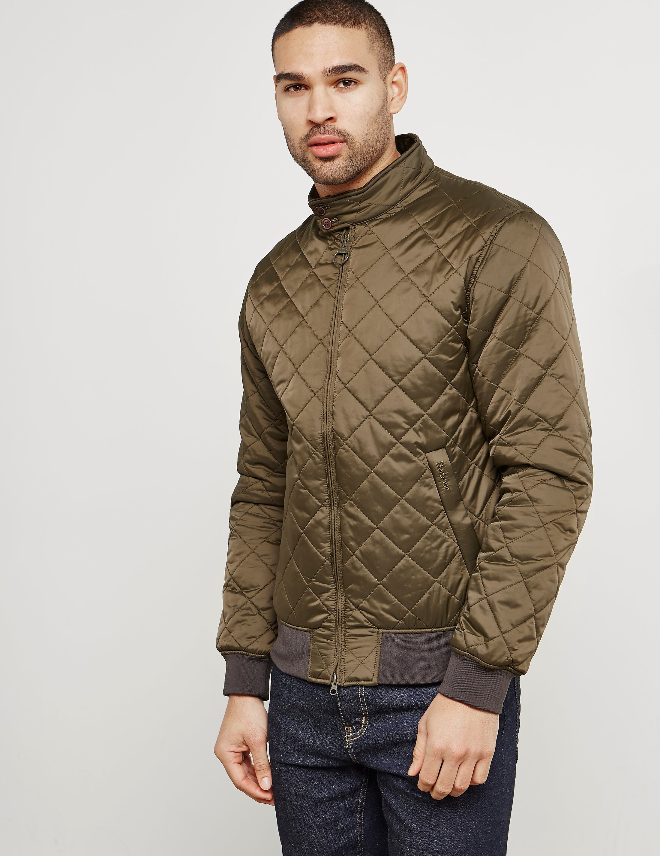 Barbour Romer Quilted Padded Jacket