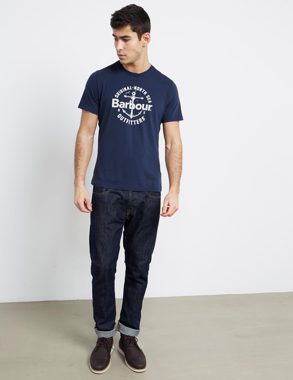 Barbour Berwick Short Sleeve T-Shirt