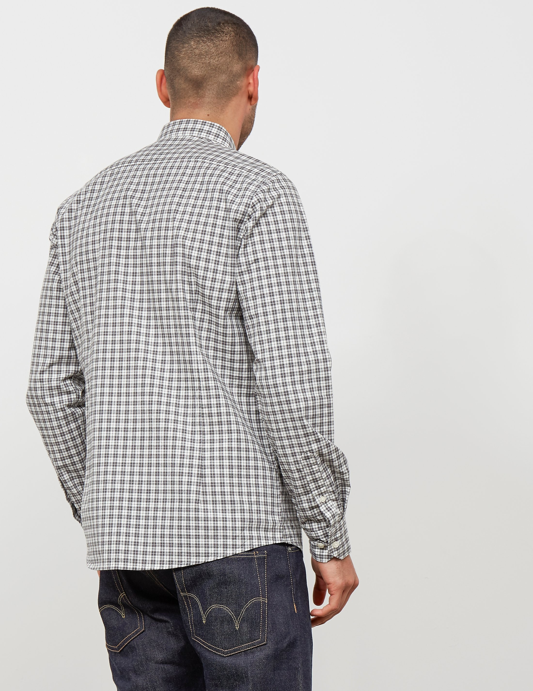 Barbour Noah Check Long Sleeve Shirt