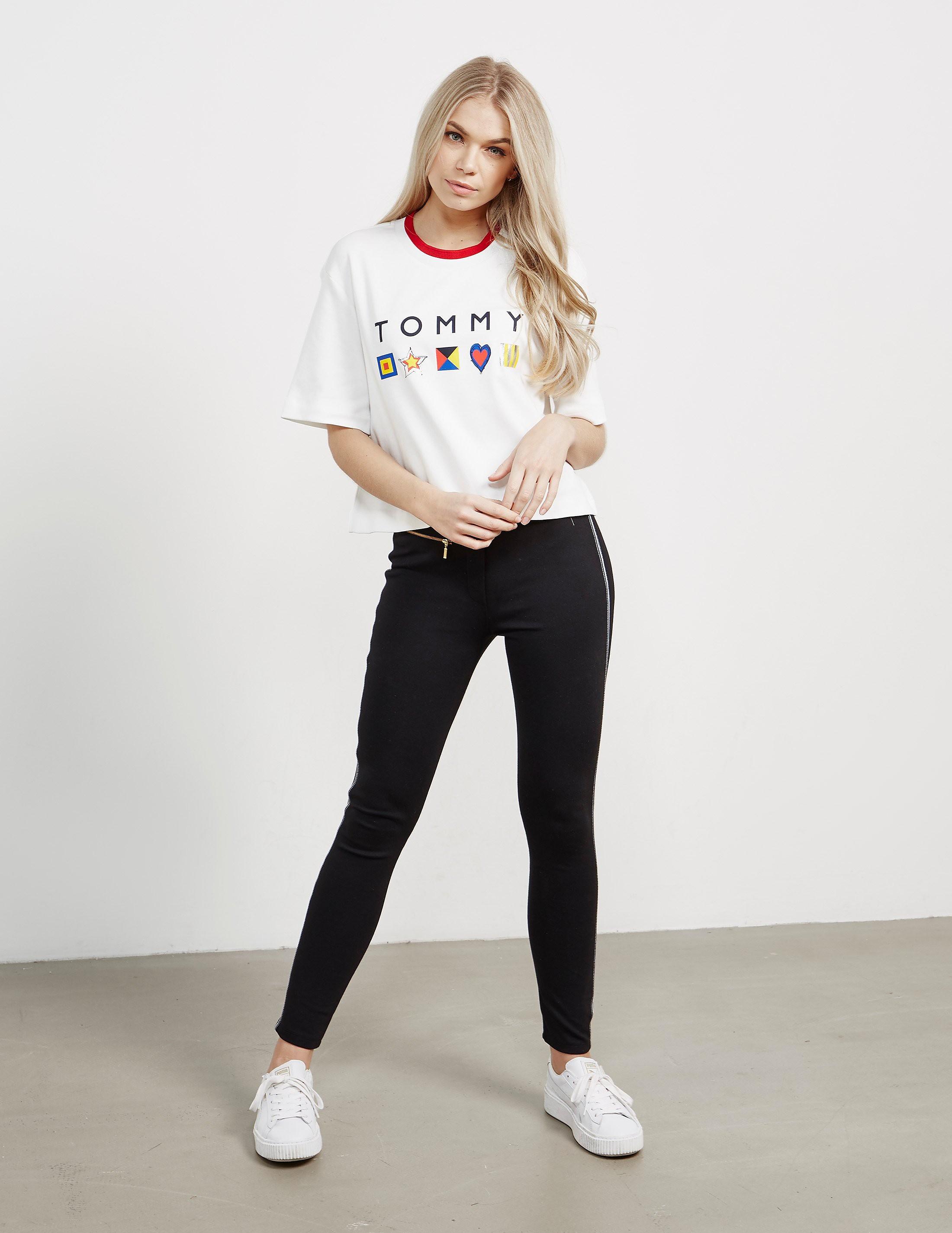 Tommy Hilfiger Abby Short Sleeve T-Shirt