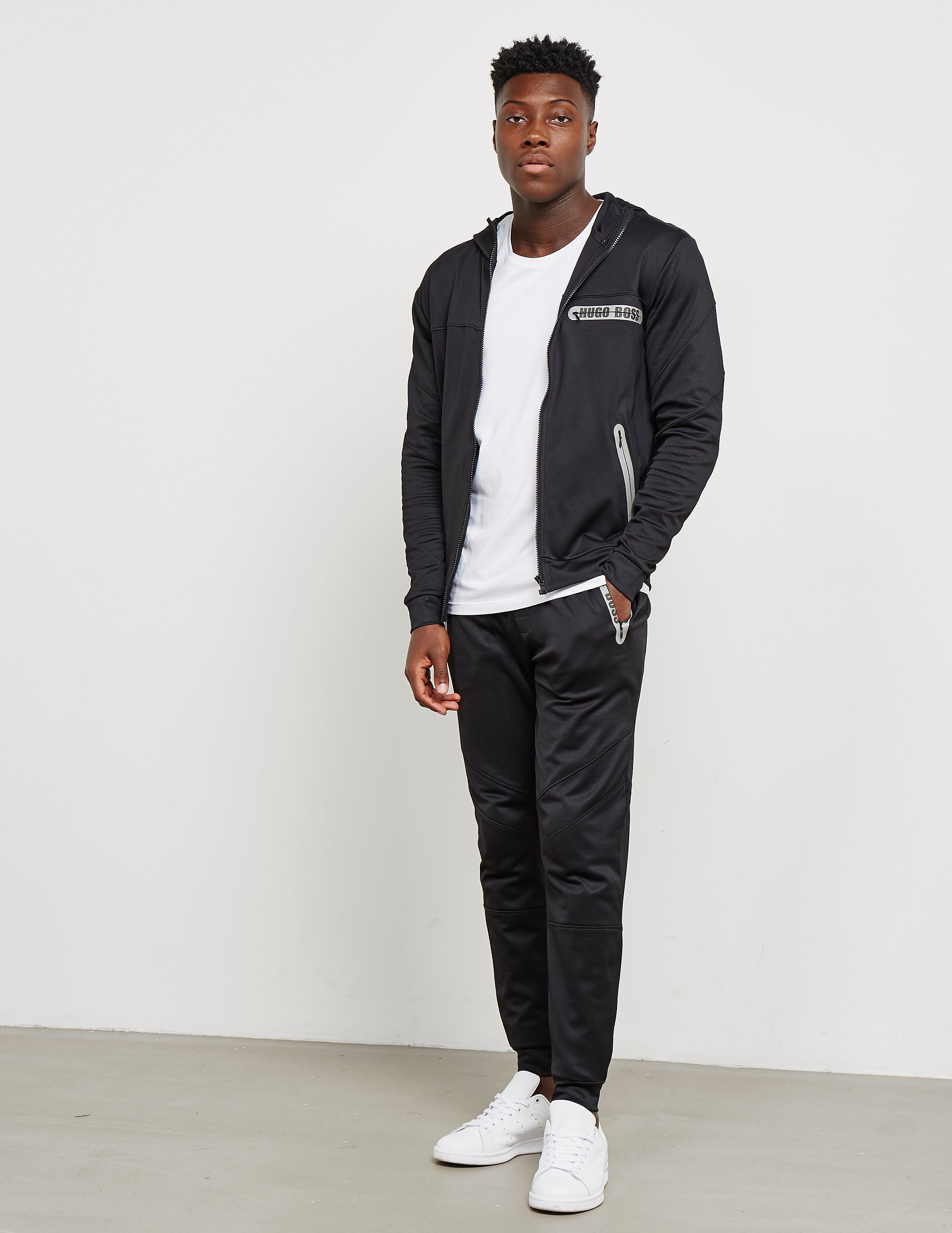 BOSS Softshell Cuffed Track Pants