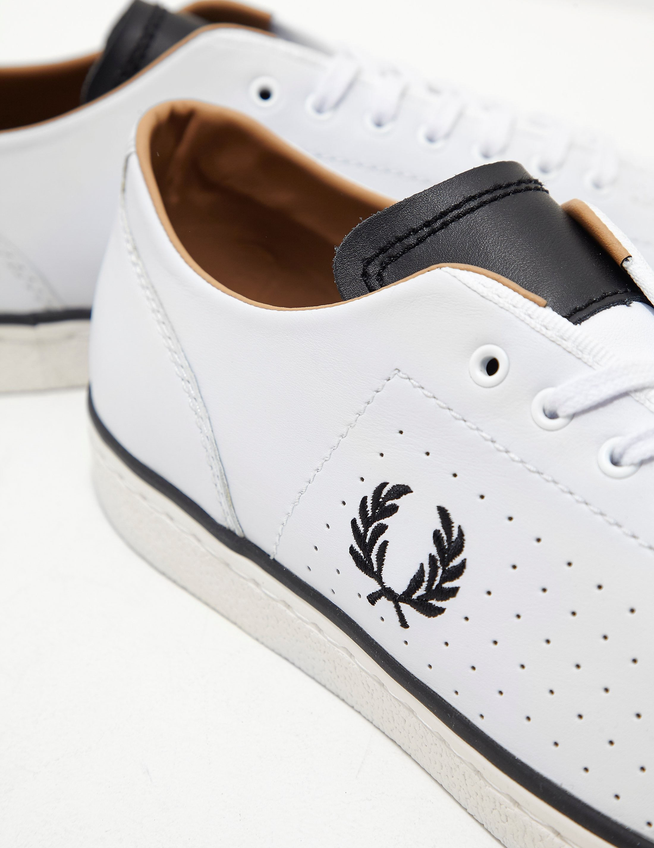 Fred Perry Stamford Leather