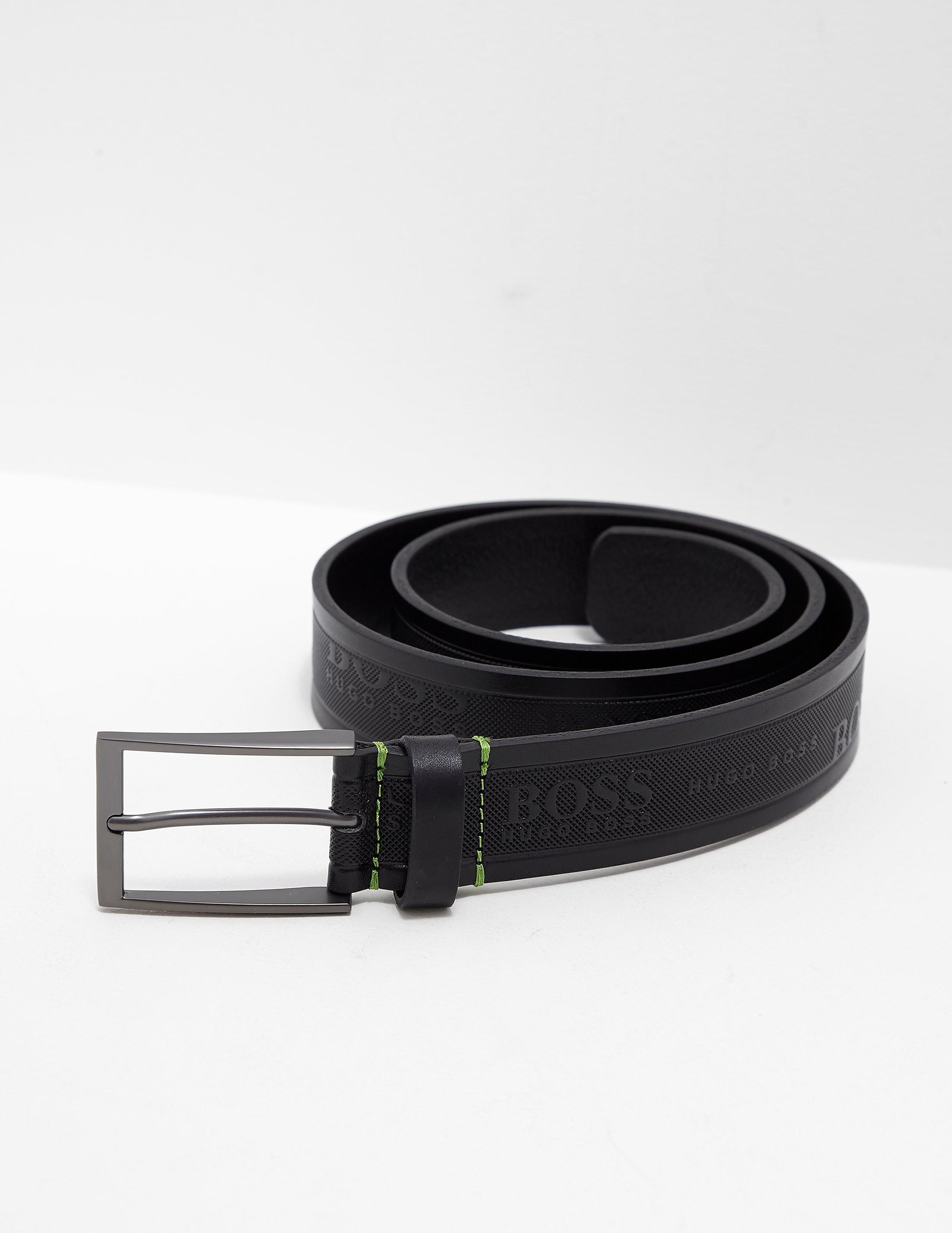 BOSS Tino Leather Belt